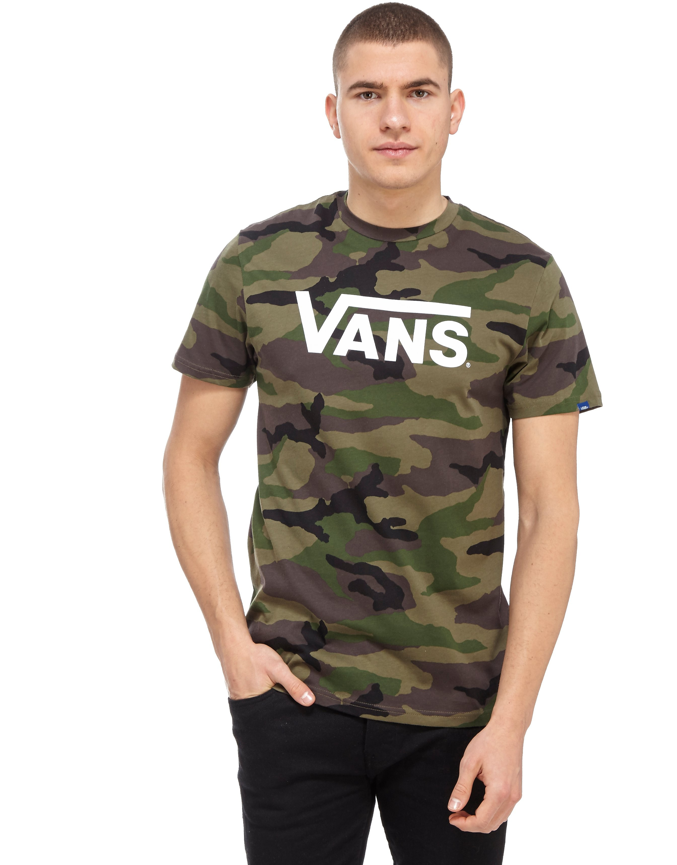 Vans Classic Camo T-Shirt