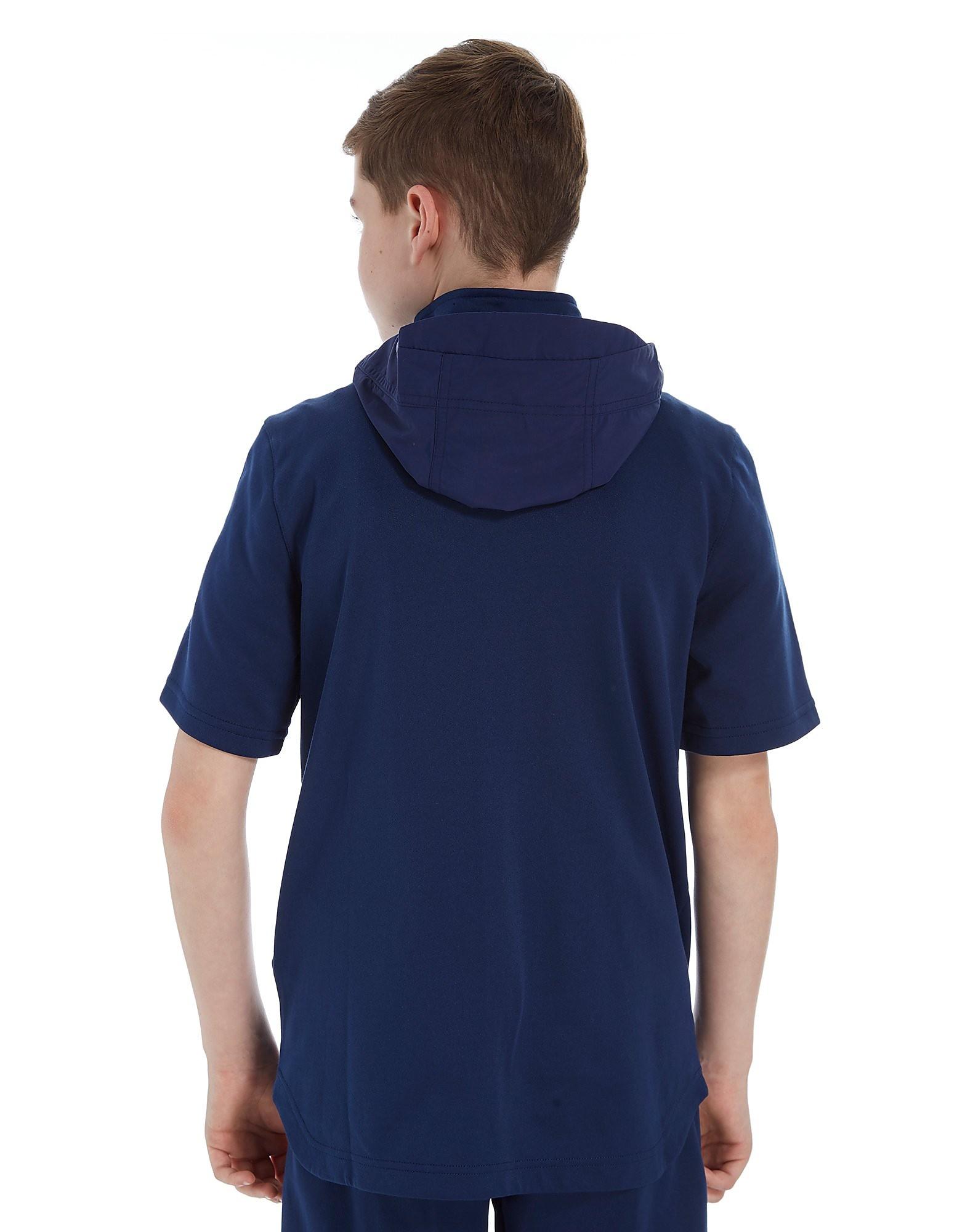 Nike Sportswear Short Sleeve Hoodie Junior