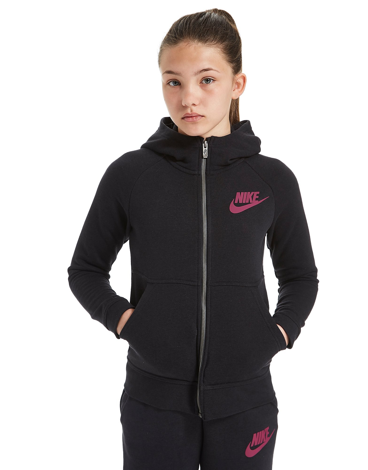 Nike Hppdy à zip intégral Modern pour fille