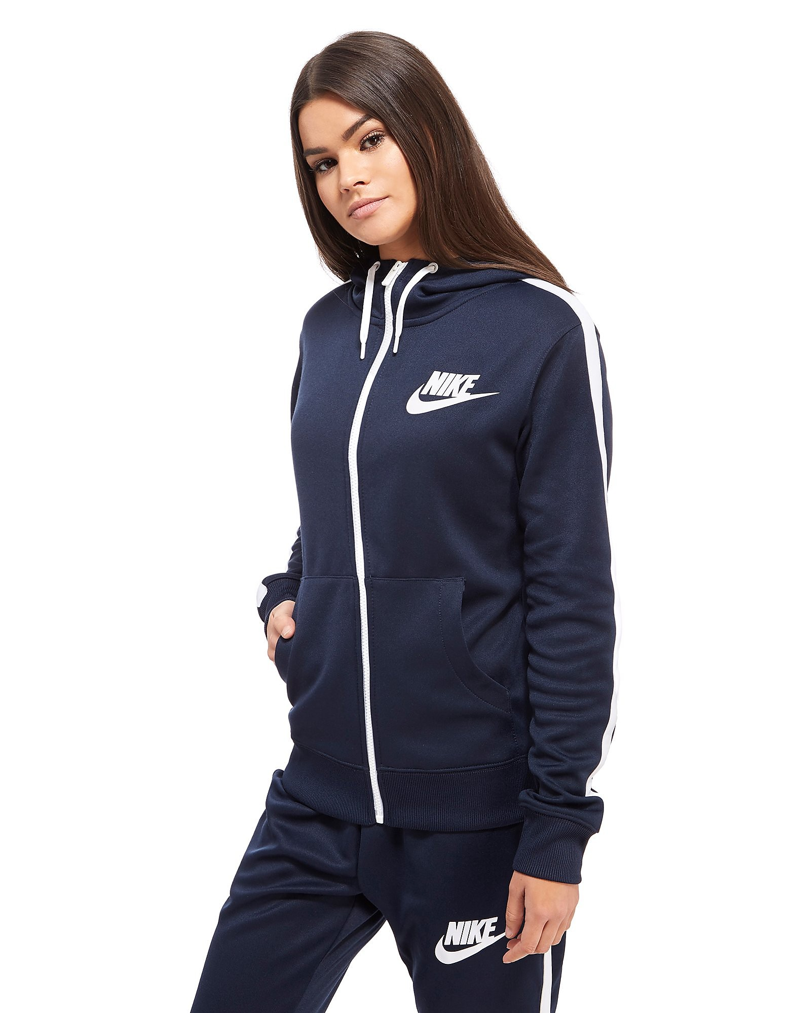 Nike Sweat à capuche Poly Full Zip