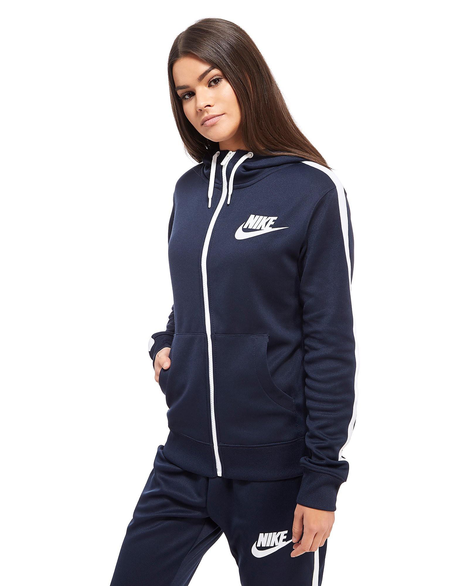 Nike Poly Full Zip Hoody