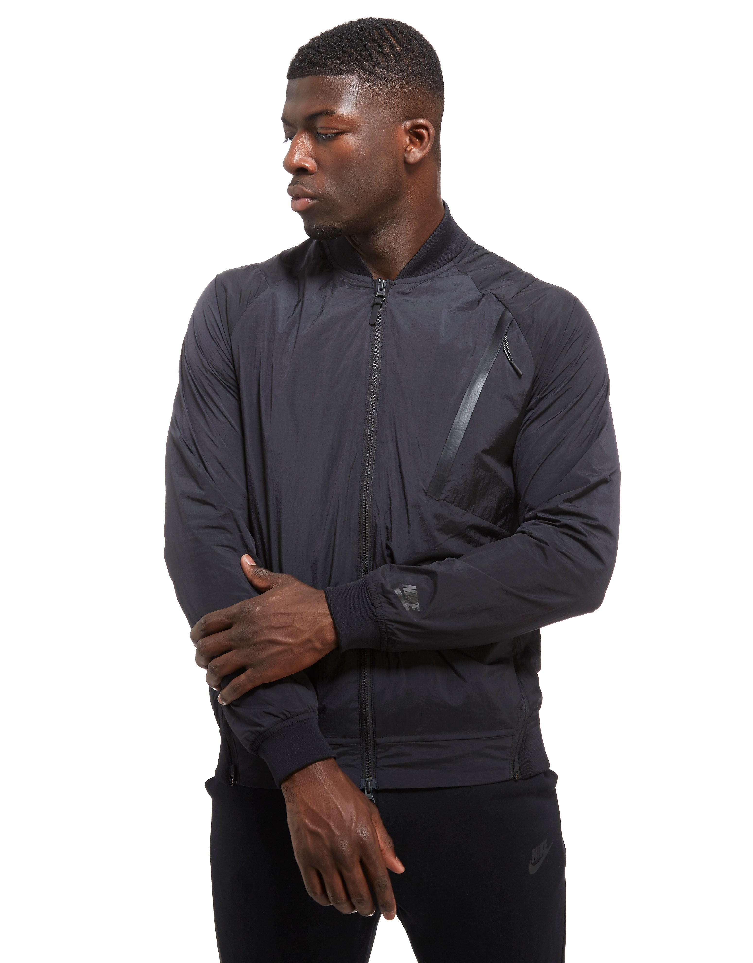 Nike Tech Hypermesh Varsity Jacket