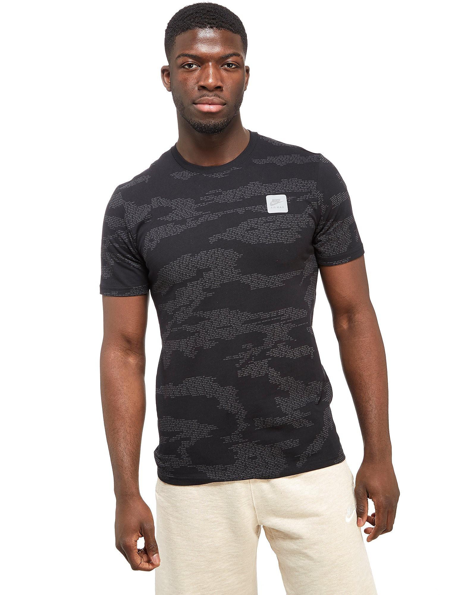 Nike Air Max All Over Print T-Shirt