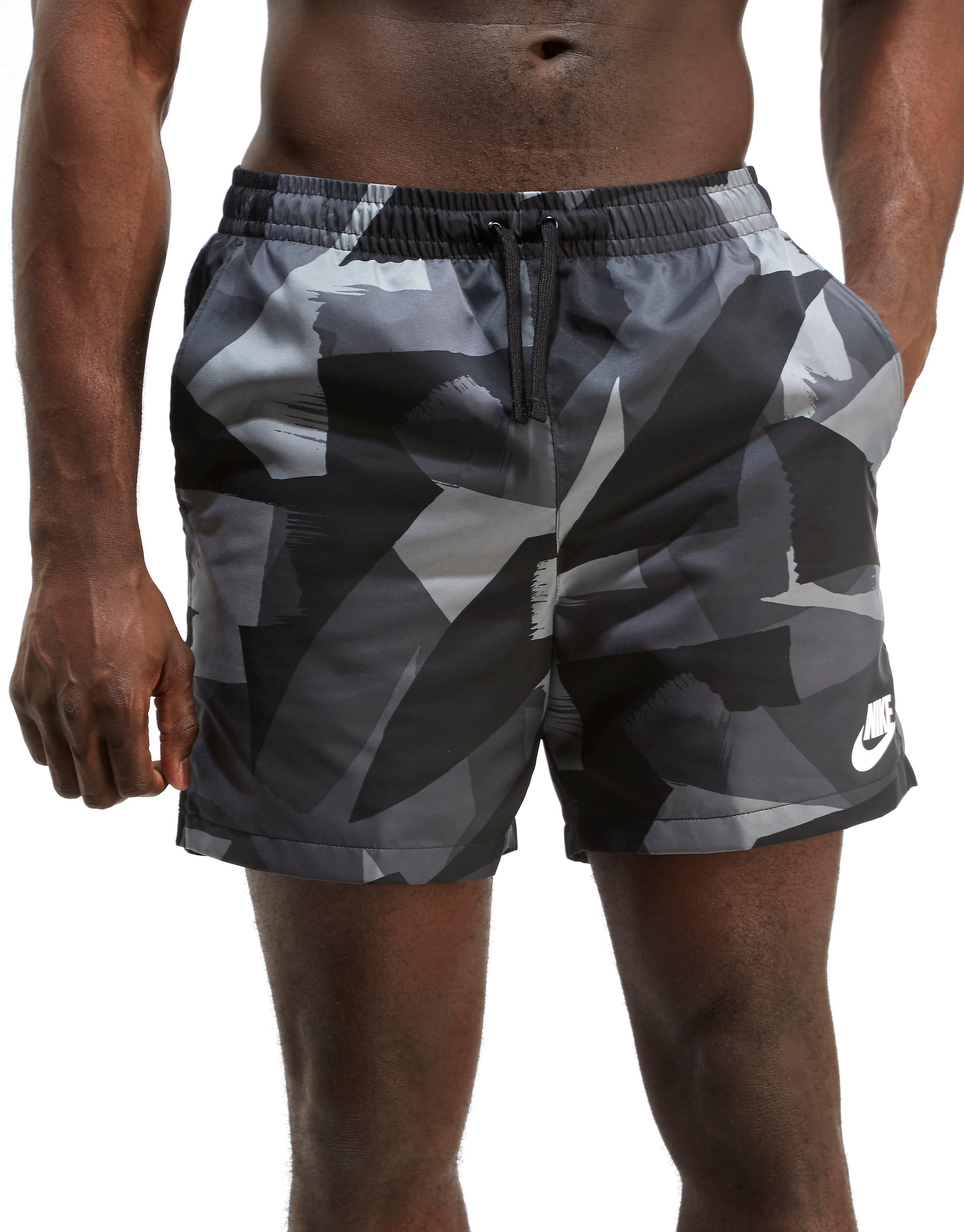 Nike Camo Swim Shorts