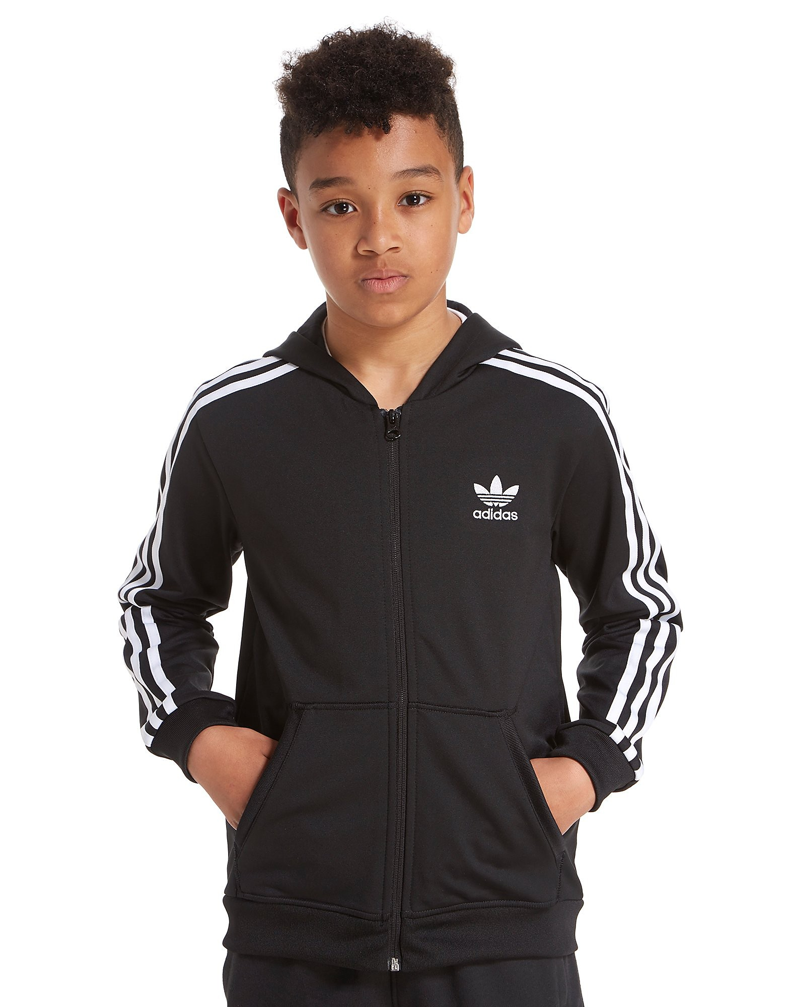 adidas Originals Full Zip Hoody Junior