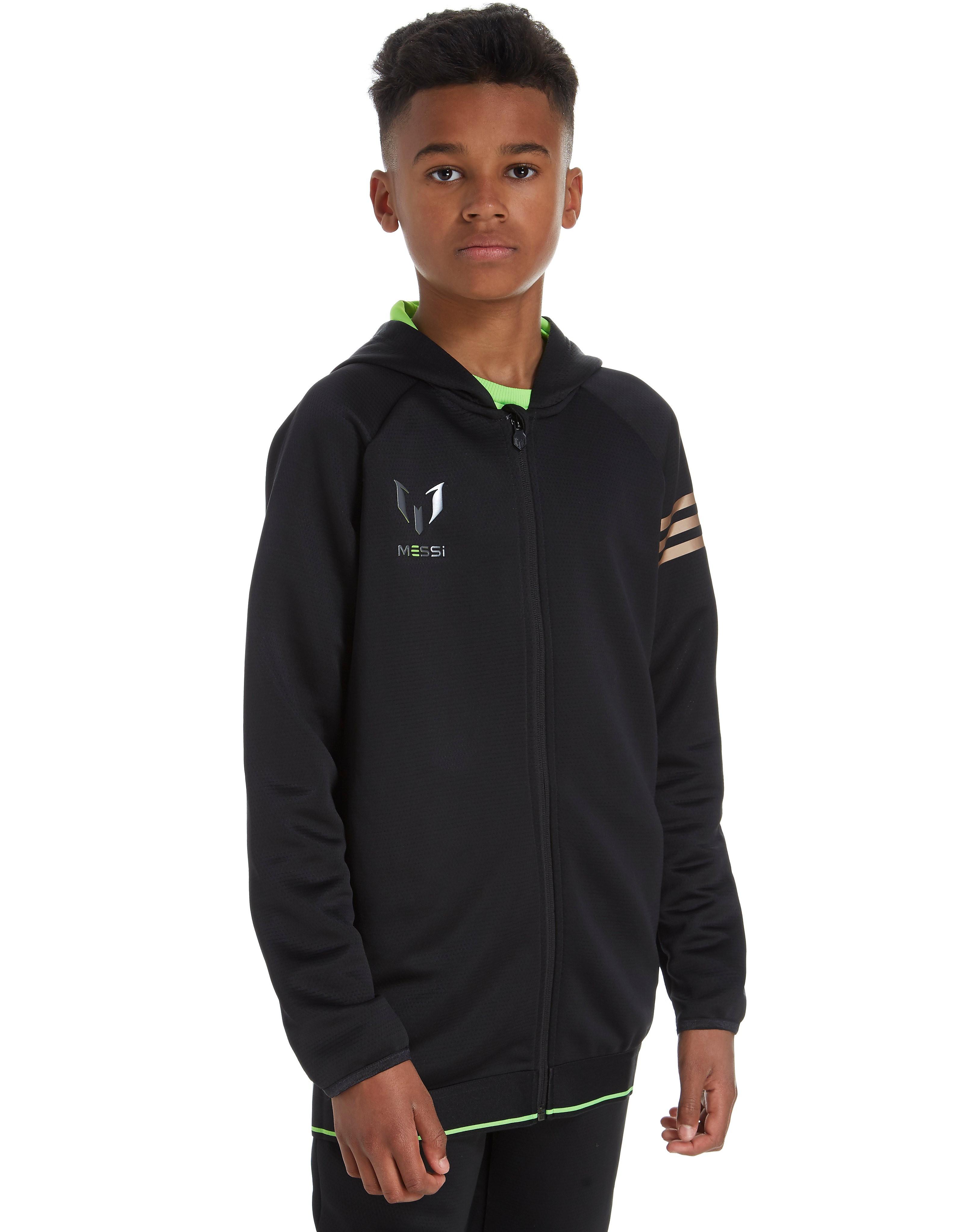 adidas Messi Full Zip-hoodie voor tieners