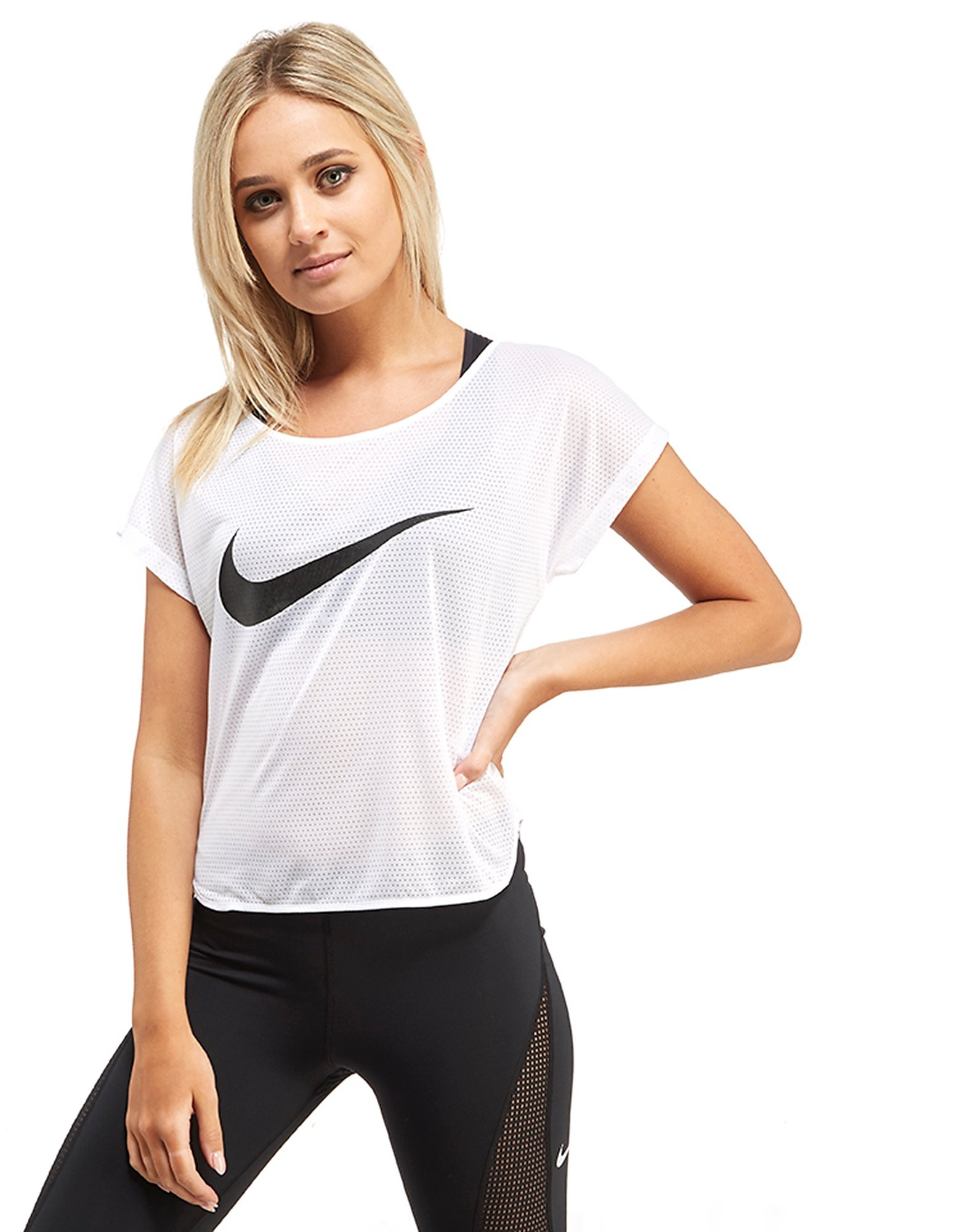Nike City Swoosh Running Tee