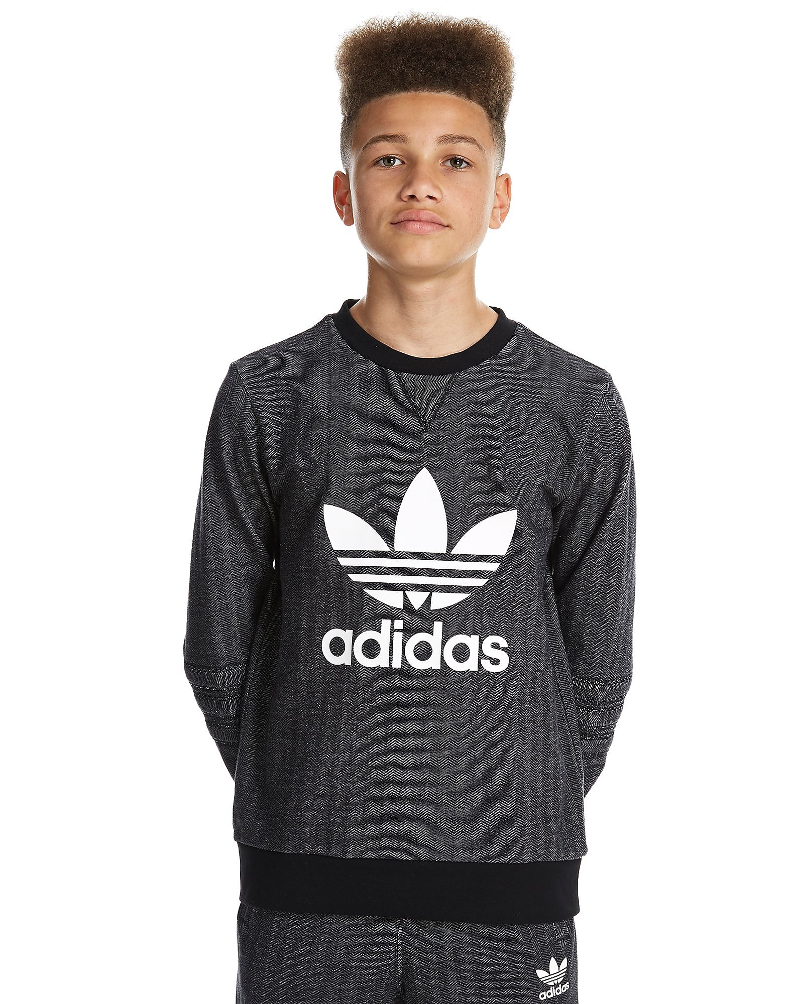 adidas Originals Trefoil Sweatshirt Junior