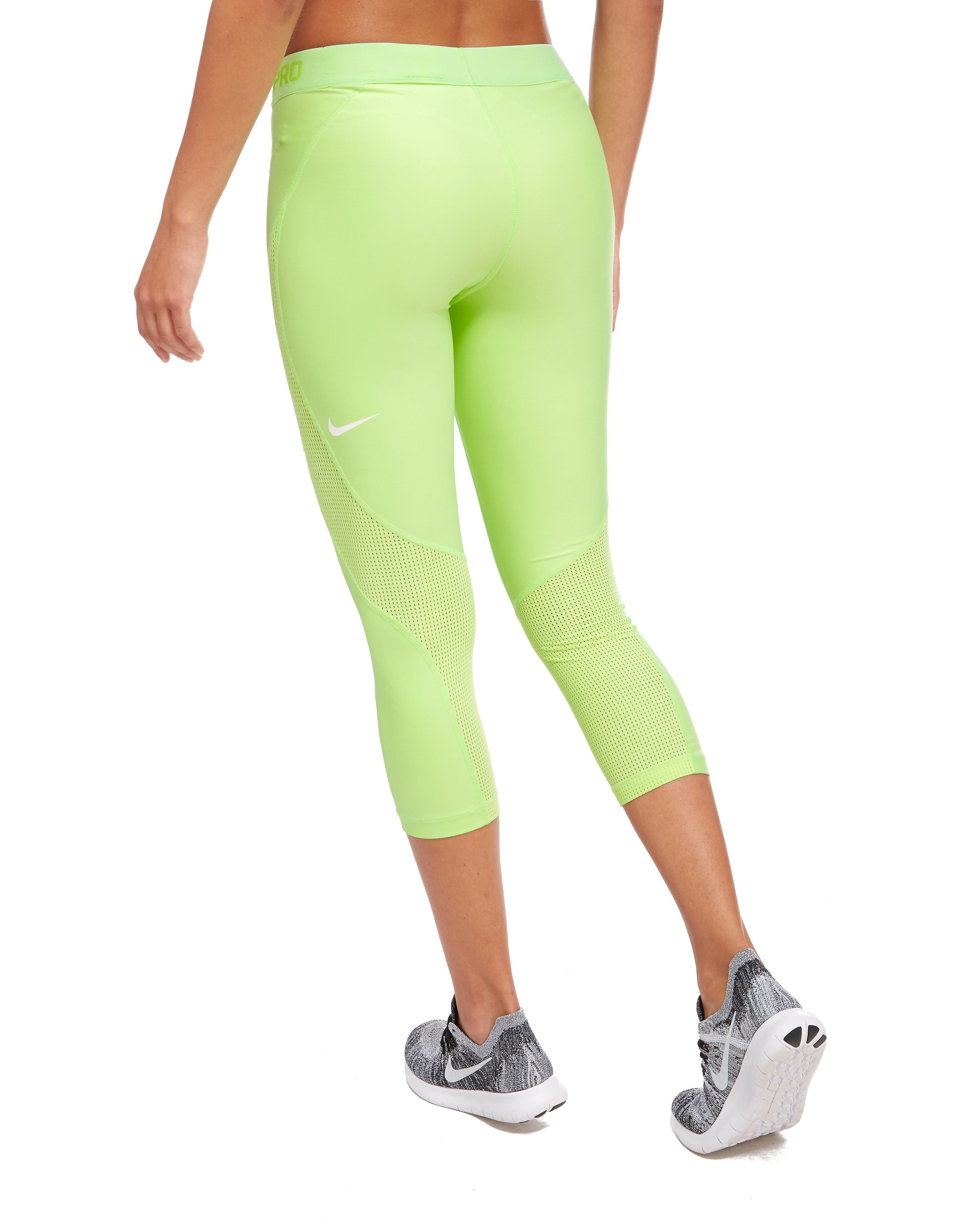 Nike Hypercool Summer Wash Capris