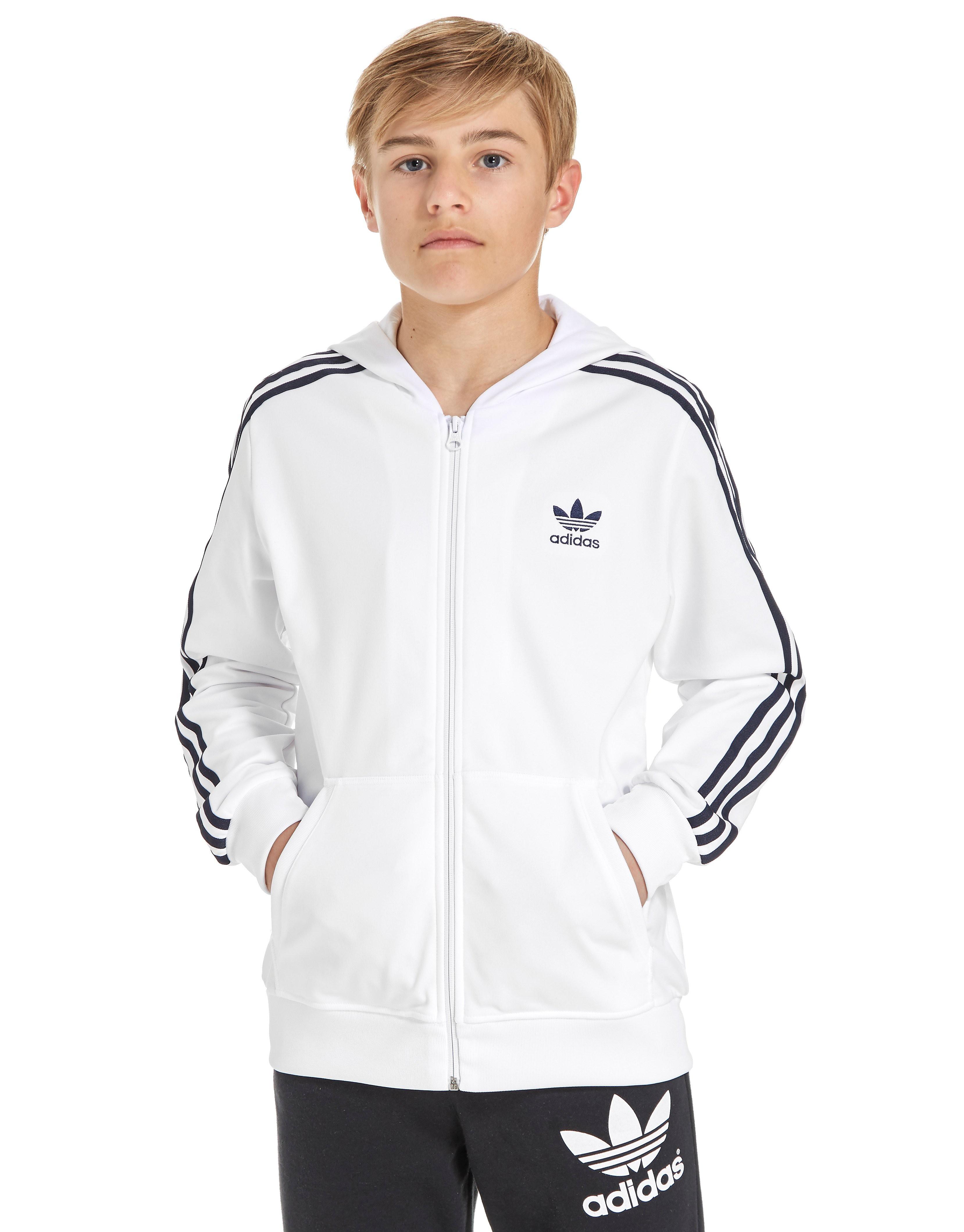 adidas Originals Full Zip Hoody Junior
