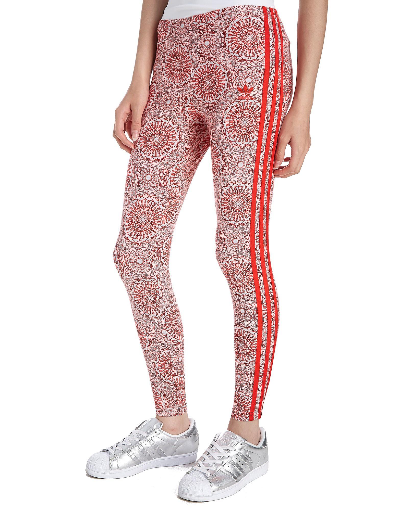 adidas Originals Pantalon Girls' London All-Over Print Junior