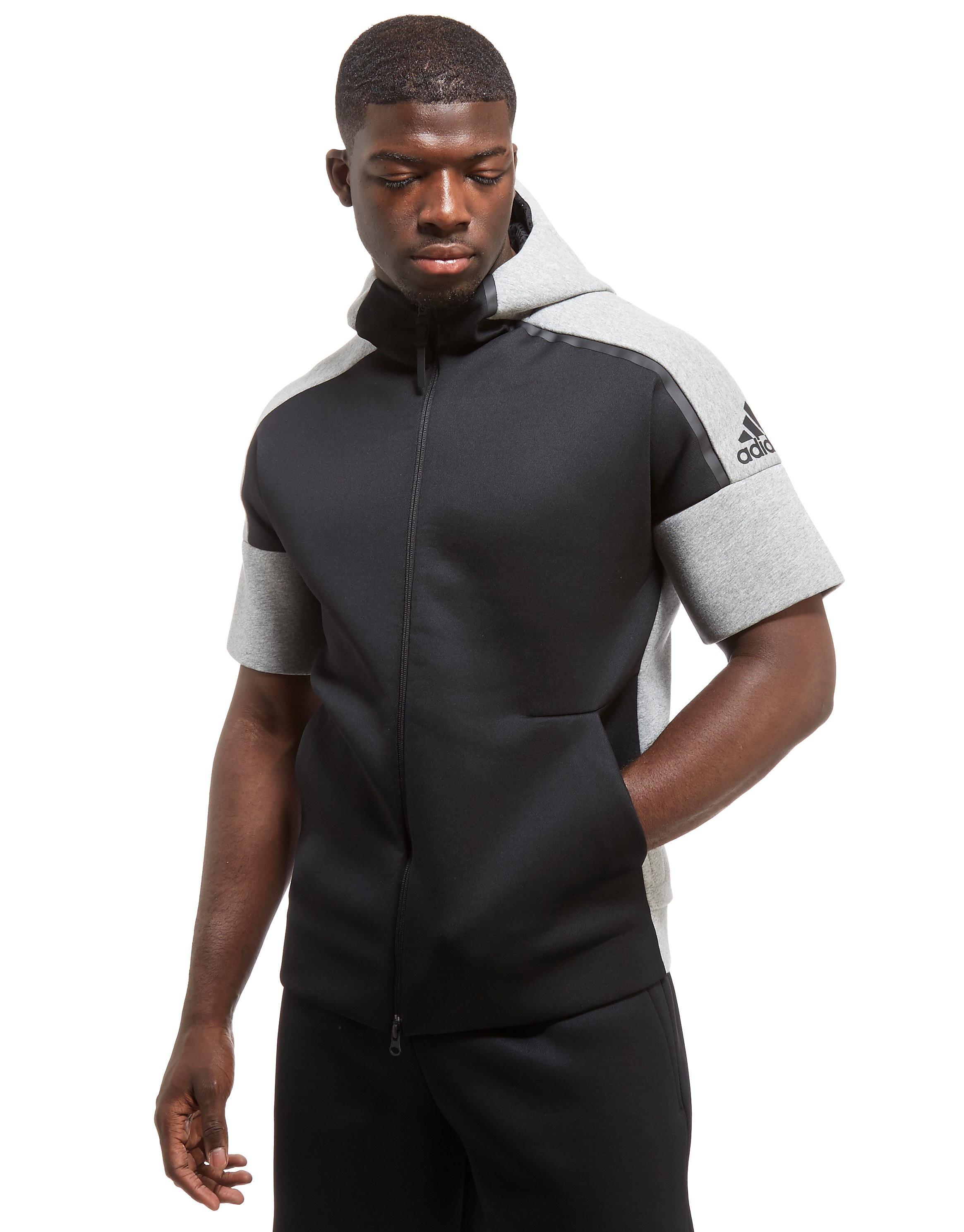 adidas Z.N.E Short Sleeve Hoody