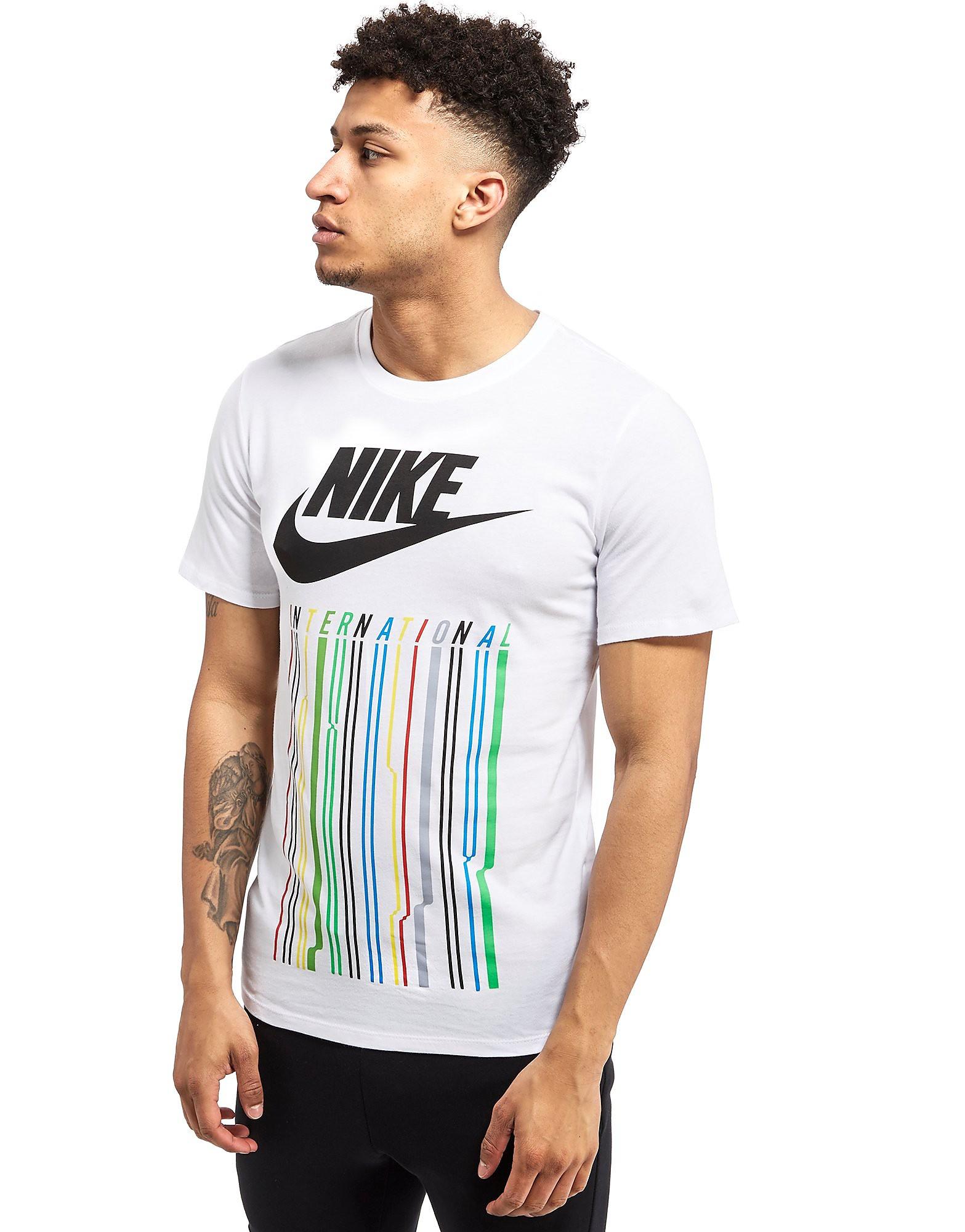 Nike International Barcode T-Shirt