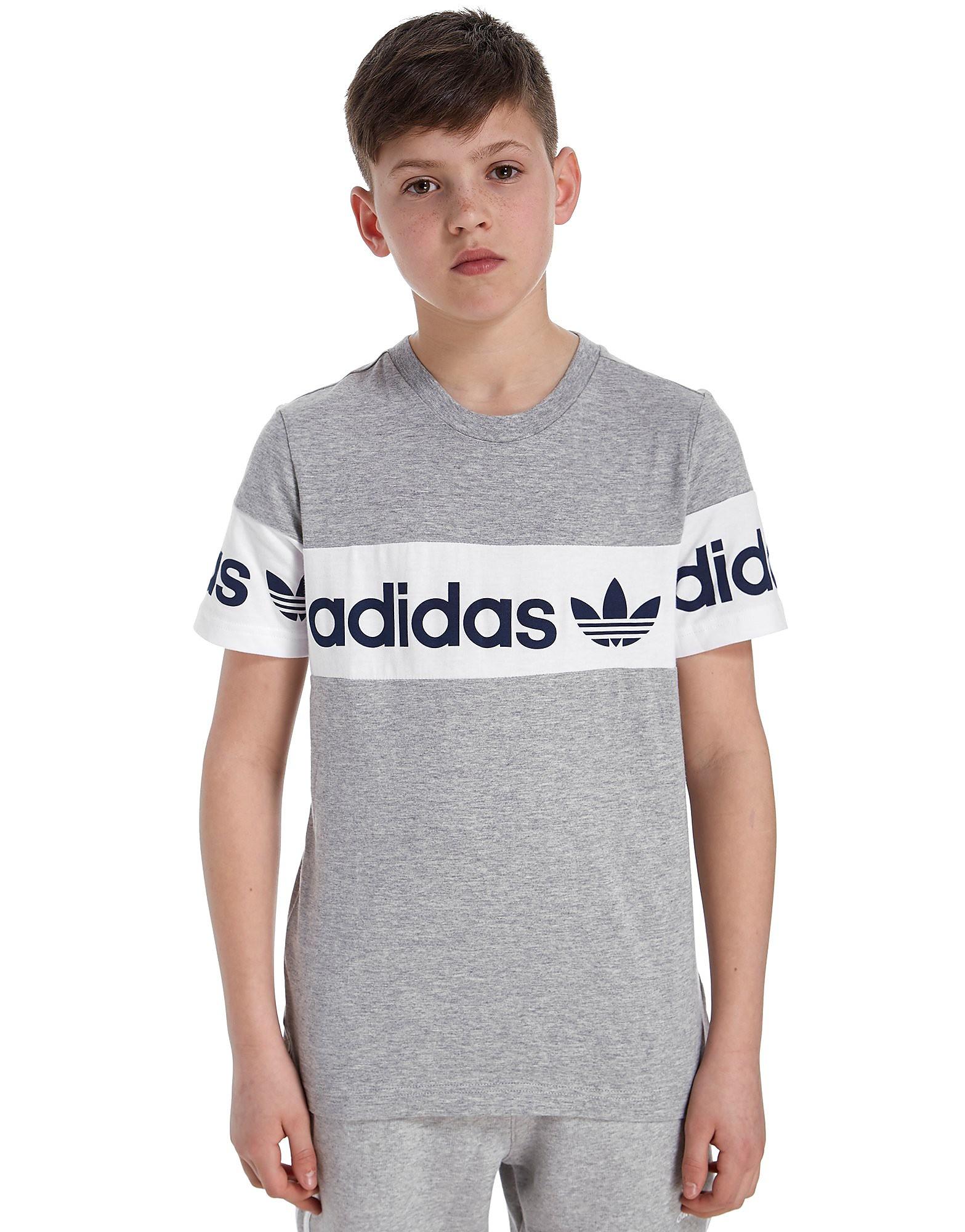 adidas Originals Linear T-Shirt Junior