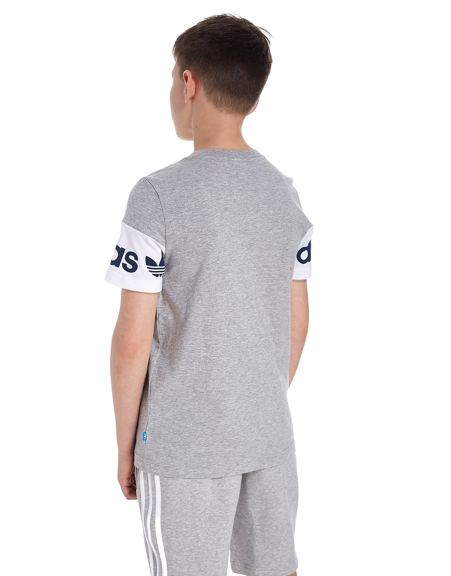 adidas Originals Linear T-Shirt Junior