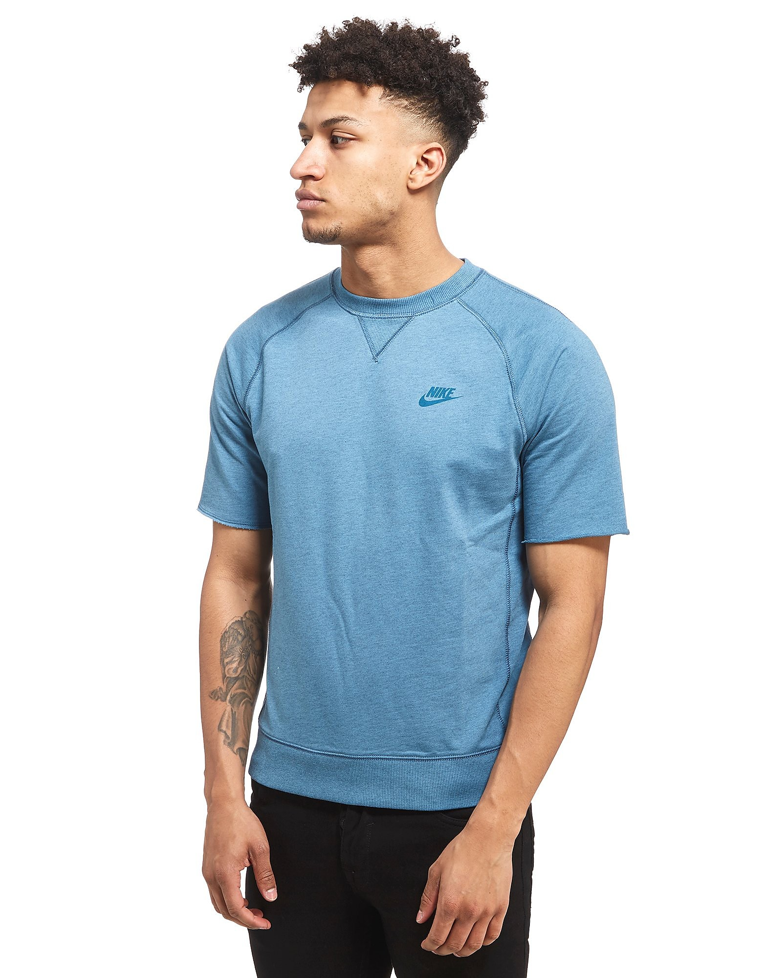 Nike Sweatshirt Ultra Wash Crew Homme