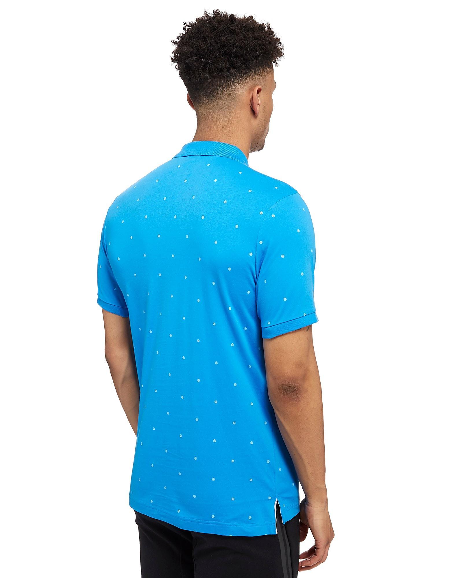 Nike Polka Dot Polo Shirt
