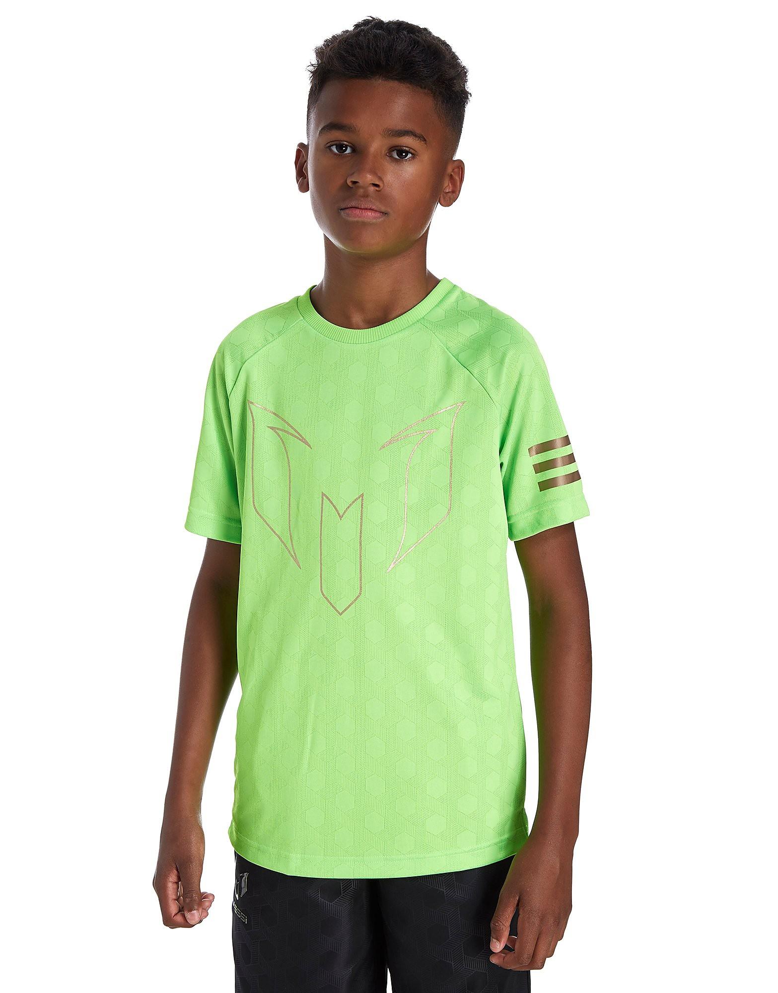 adidas Messi T-Shirt Junior