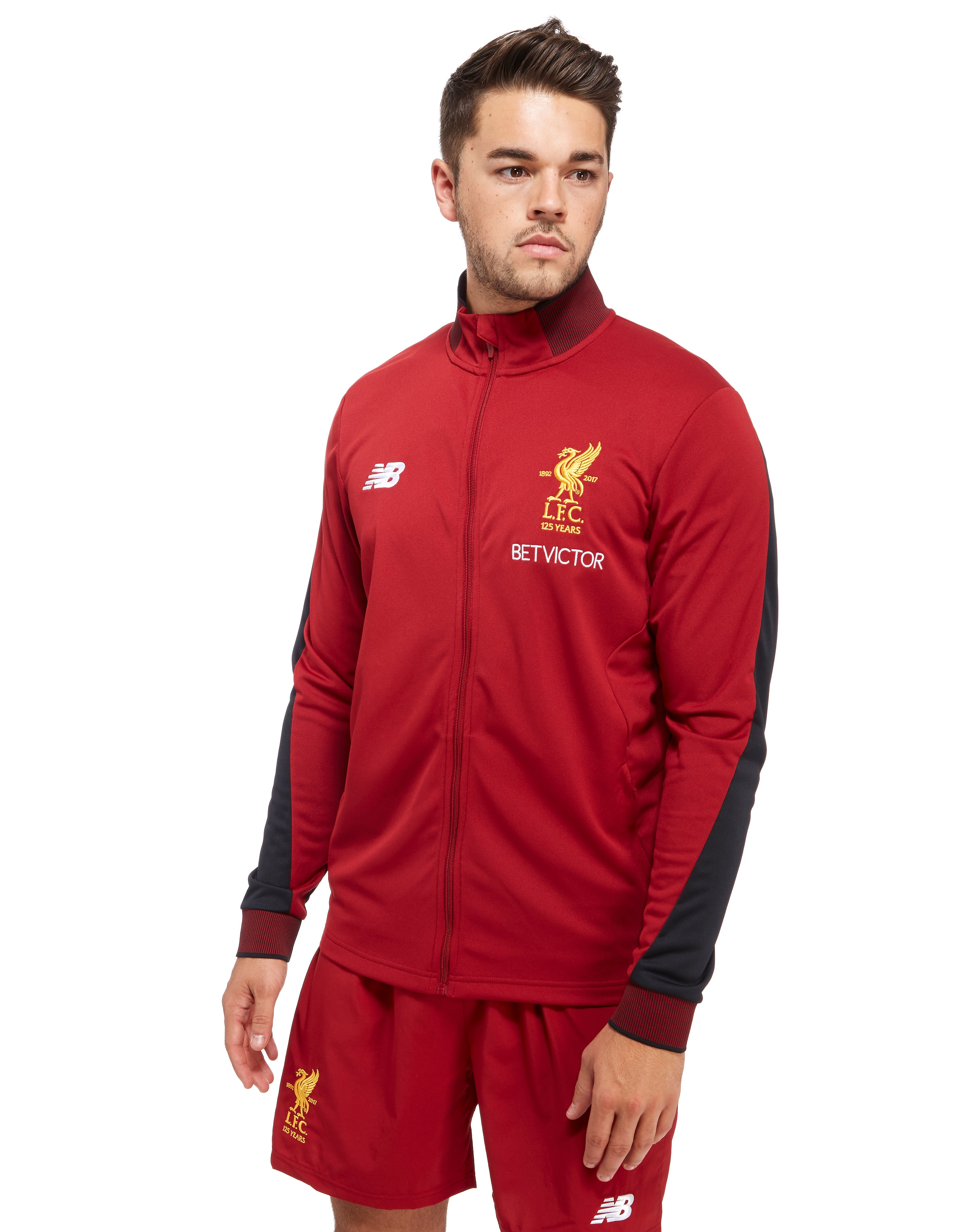 New Balance Liverpool FC 2017 Presentation Jacket