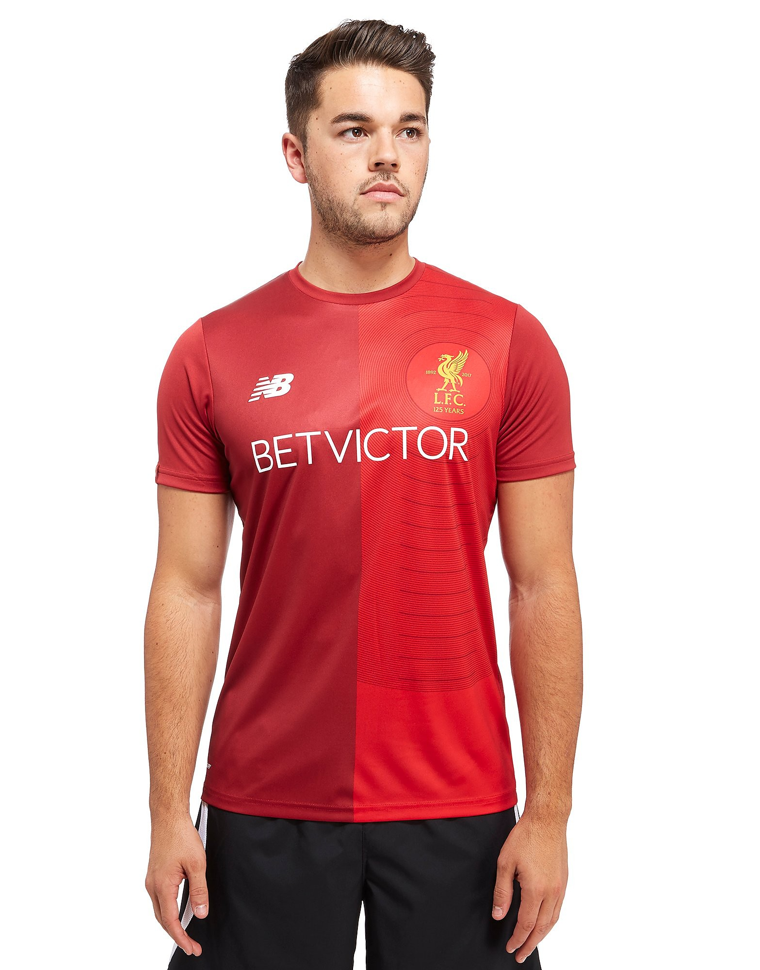 New Balance Liverpool FC 2017 Pre Match Top