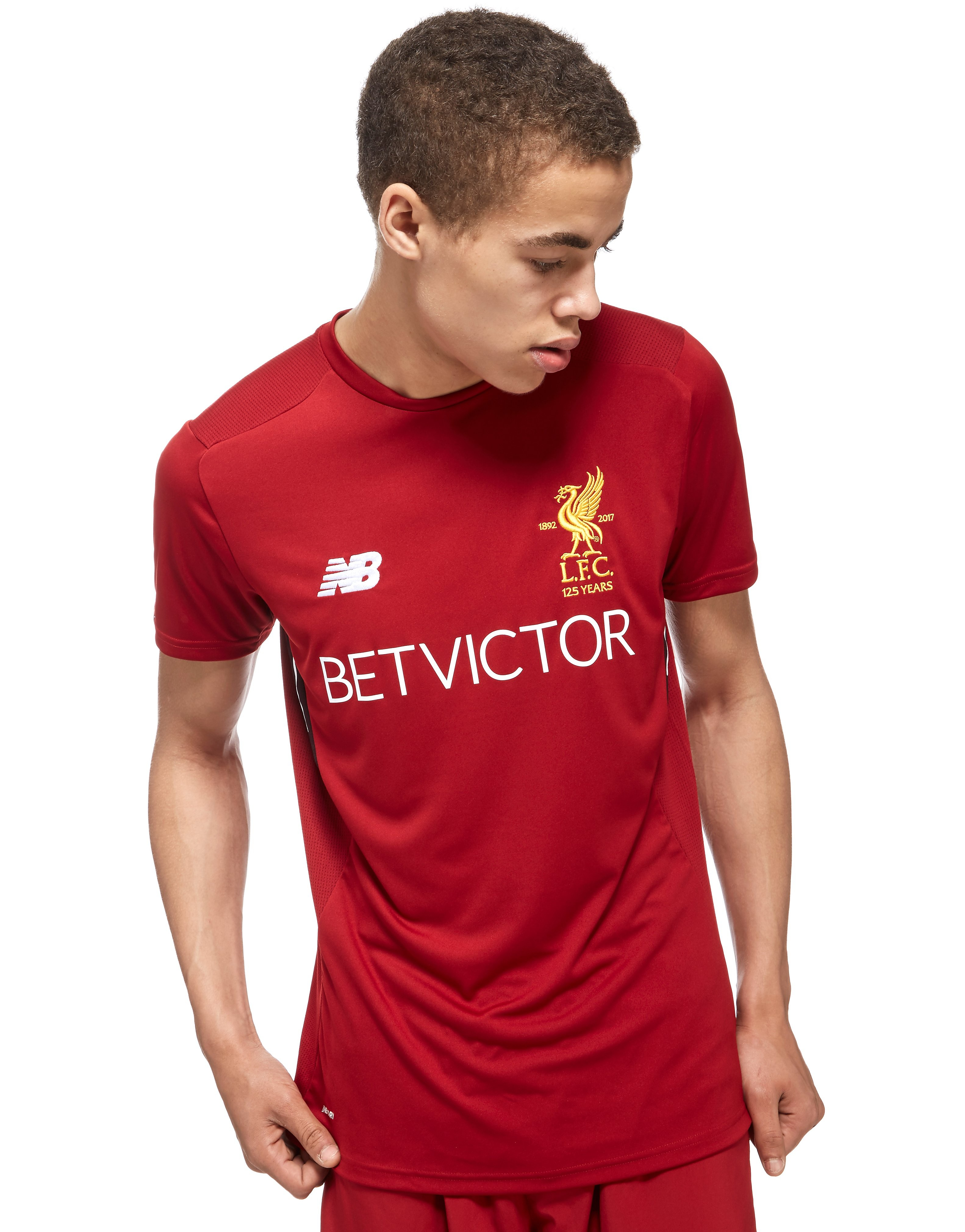 New Balance Liverpool FC 2017/18 Training Shirt