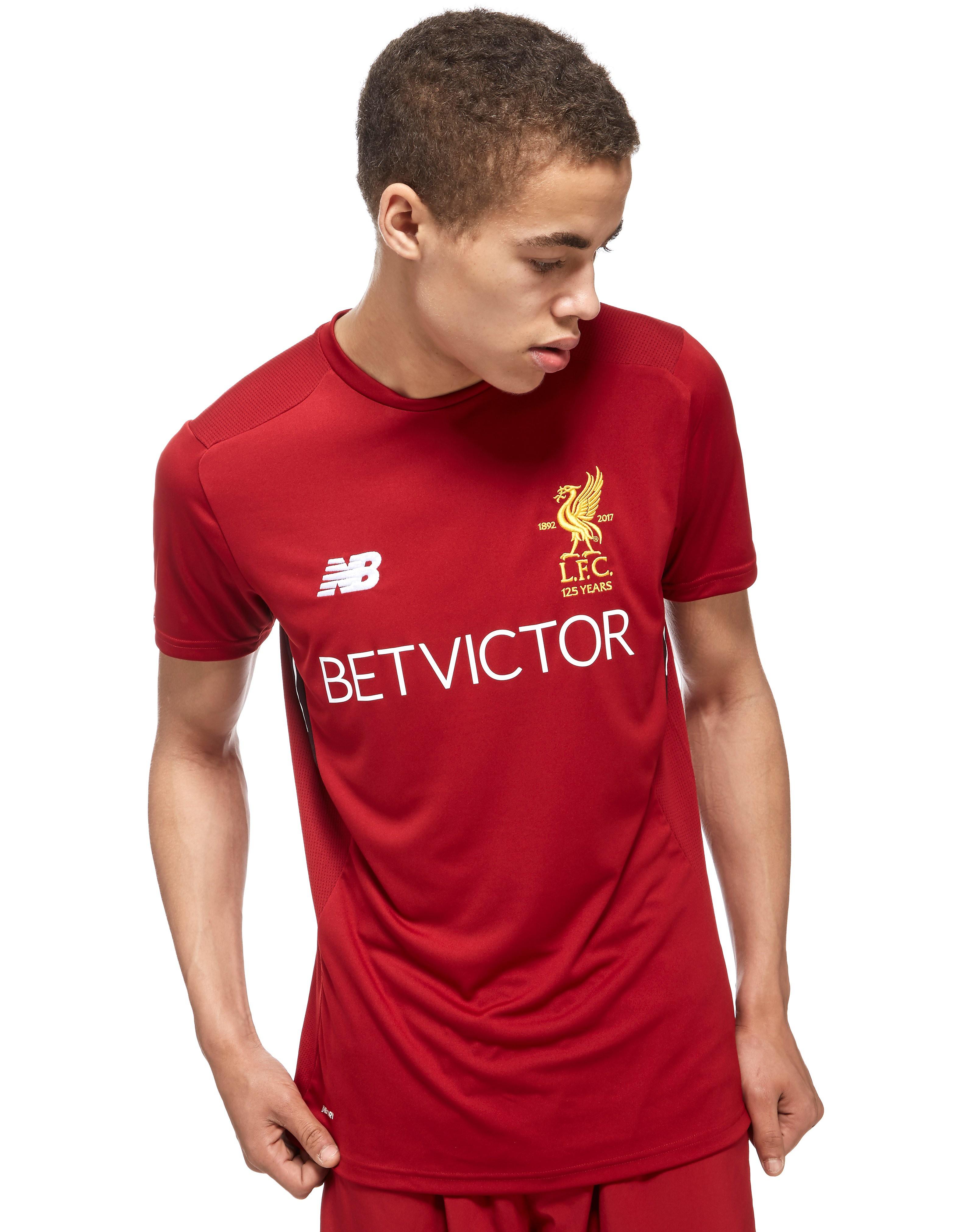 New Balance Liverpool FC 2017/18 Training Shirt