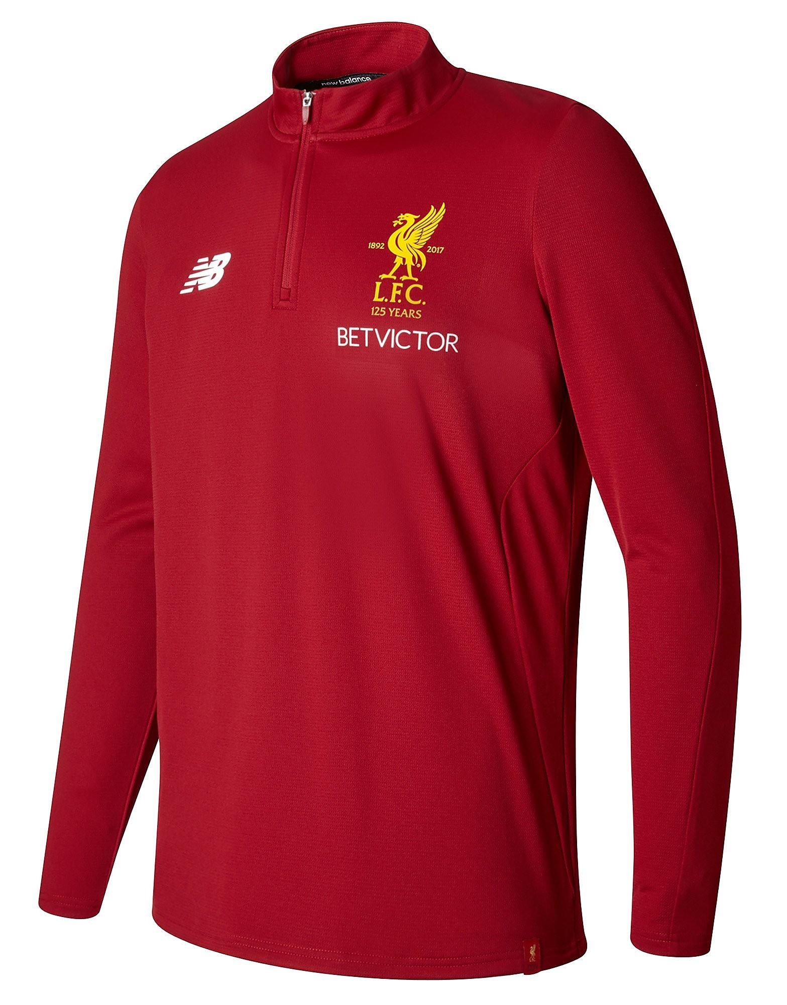 New Balance Top Liverpool FC 2017 1/2 Zip