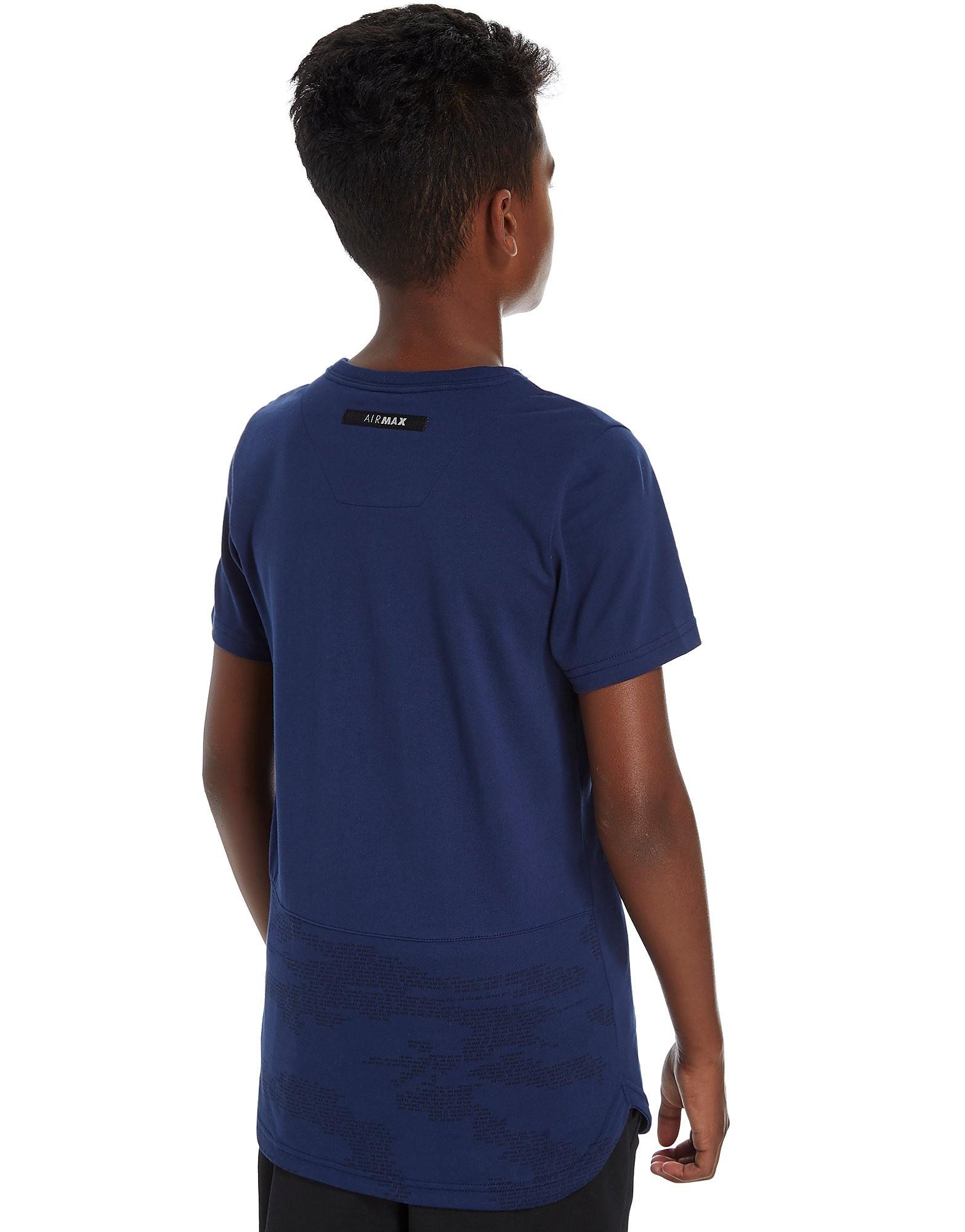 Nike Air Max Cut & Sew T-Shirt Junior