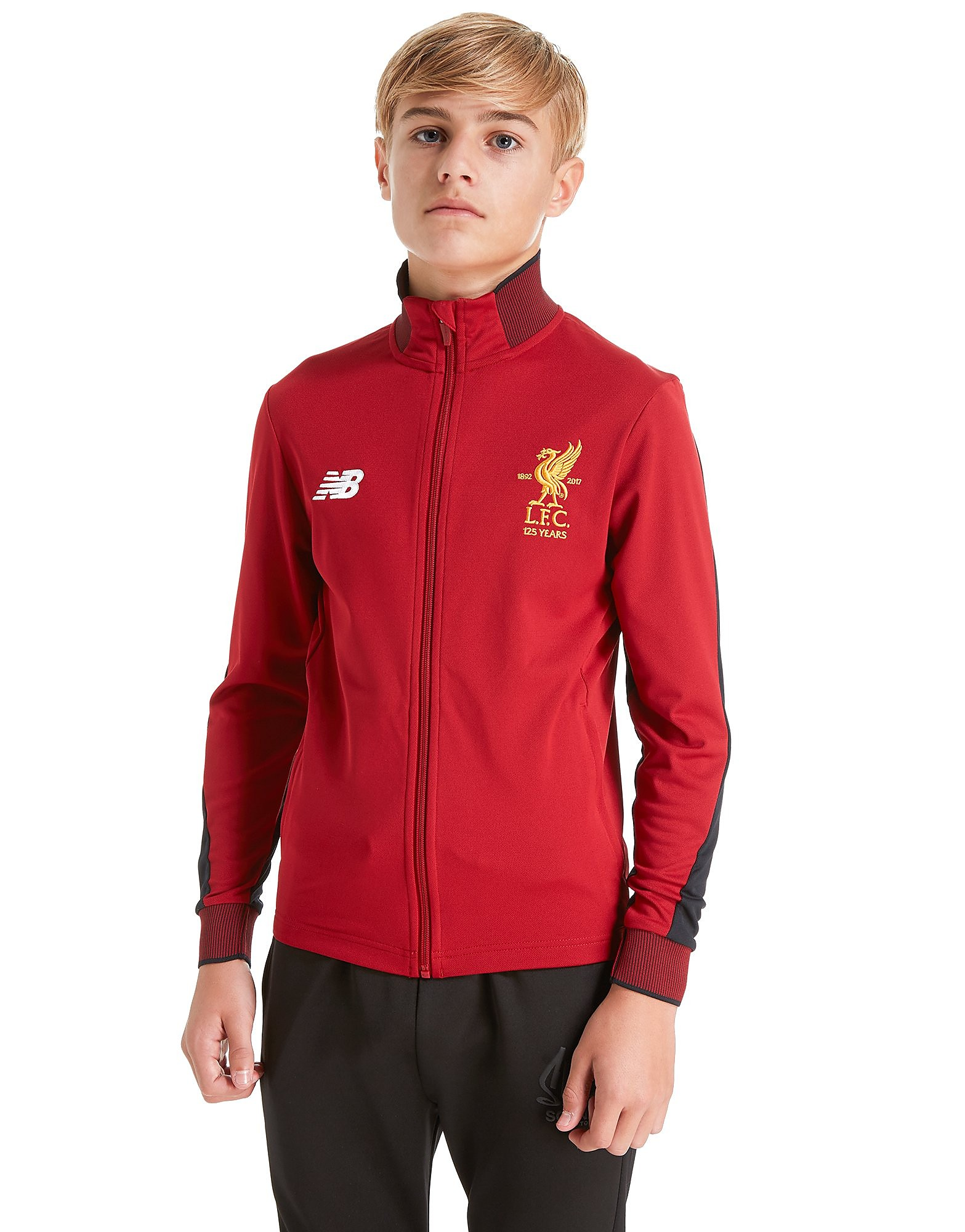 New Balance Liverpool FC 2017/18 Presentation Jacket Junior