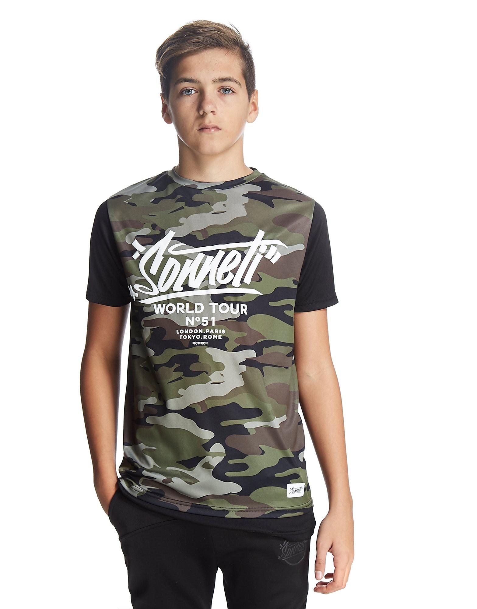 Sonneti Campaign T-Shirt Junior