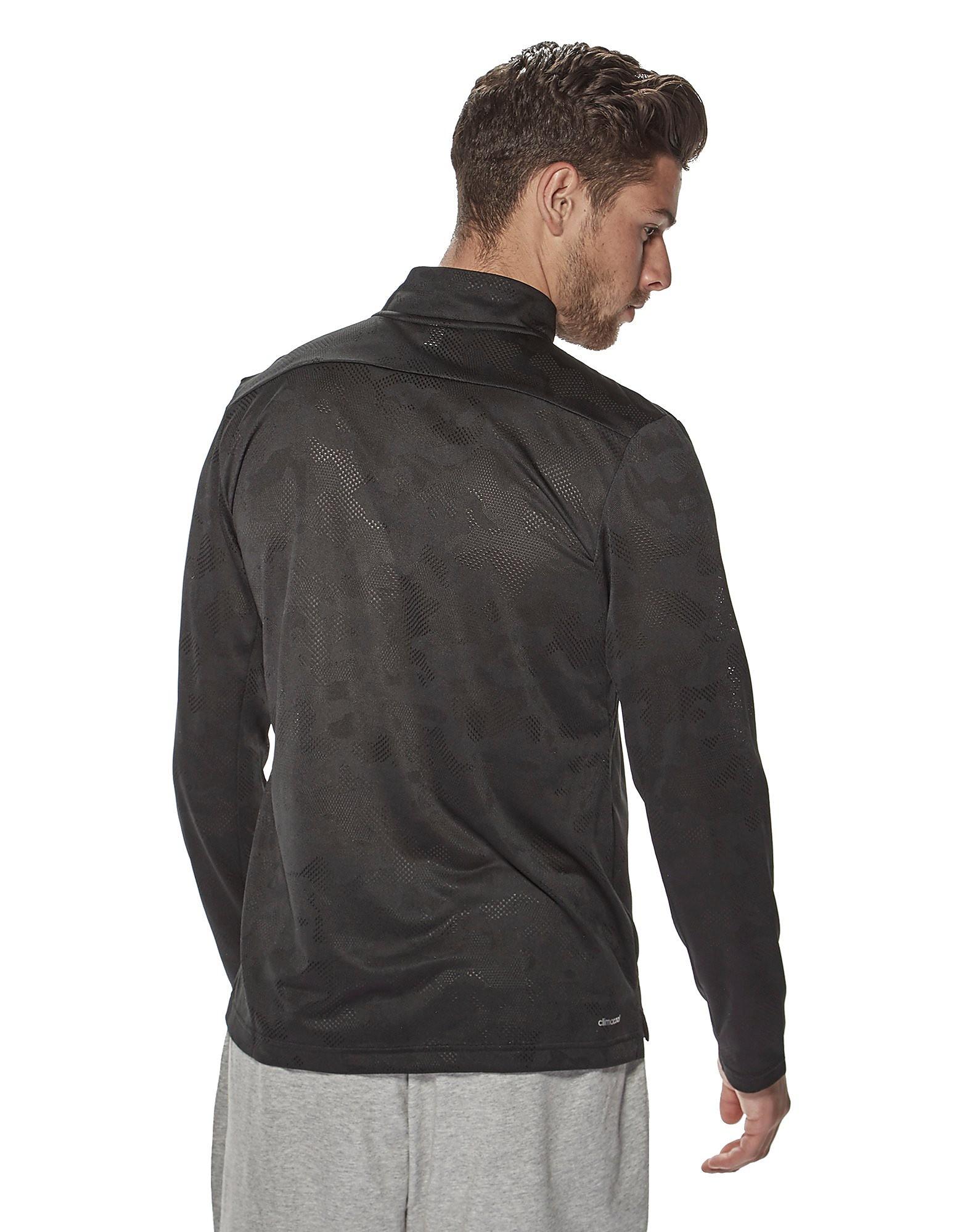 adidas Workout Long-Sleeved T-Shirt