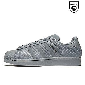 Adidas Superstar 1 Light Grey Tech Pack