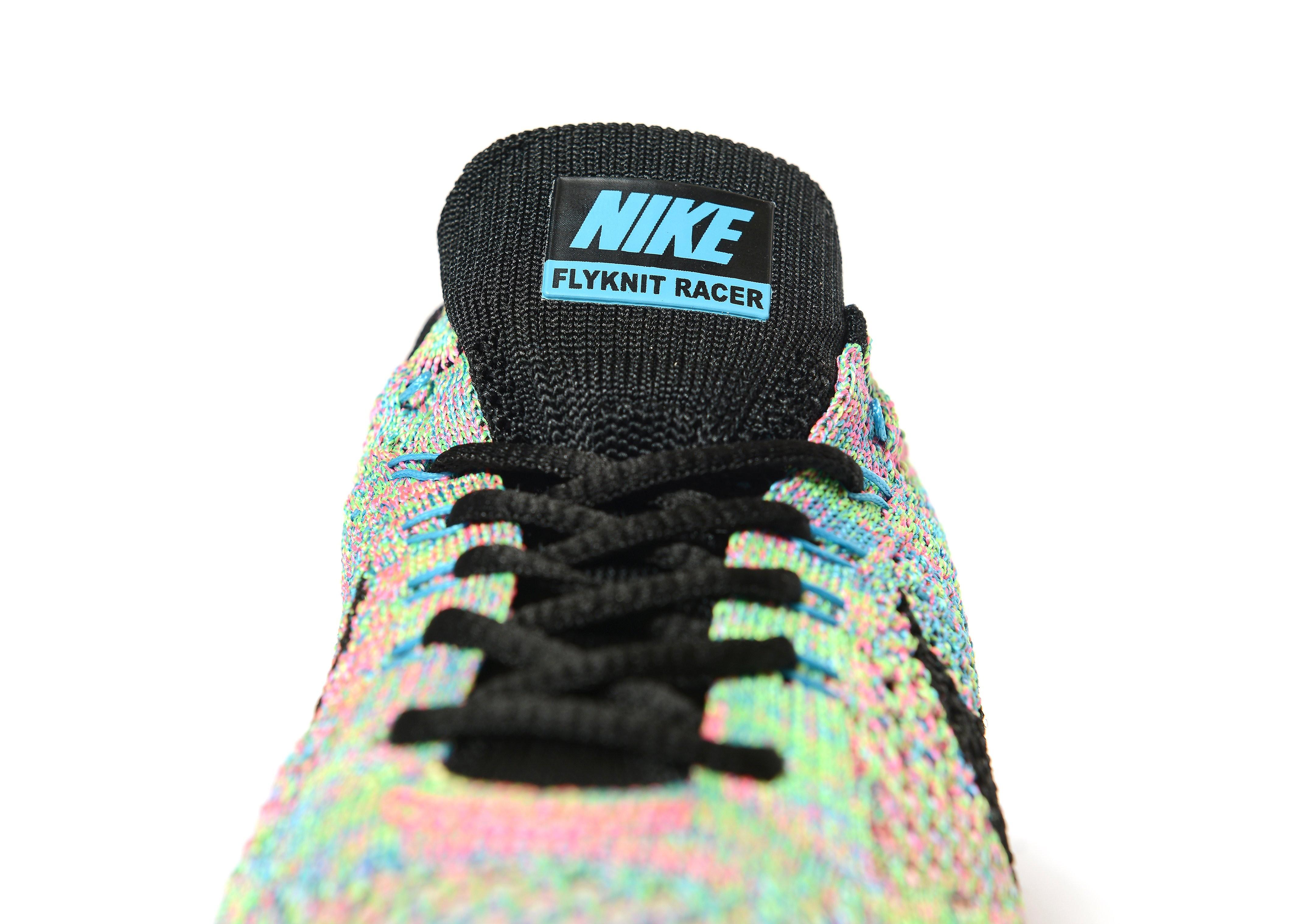 Nike Flyknit Racer 'Multicolour' Women's