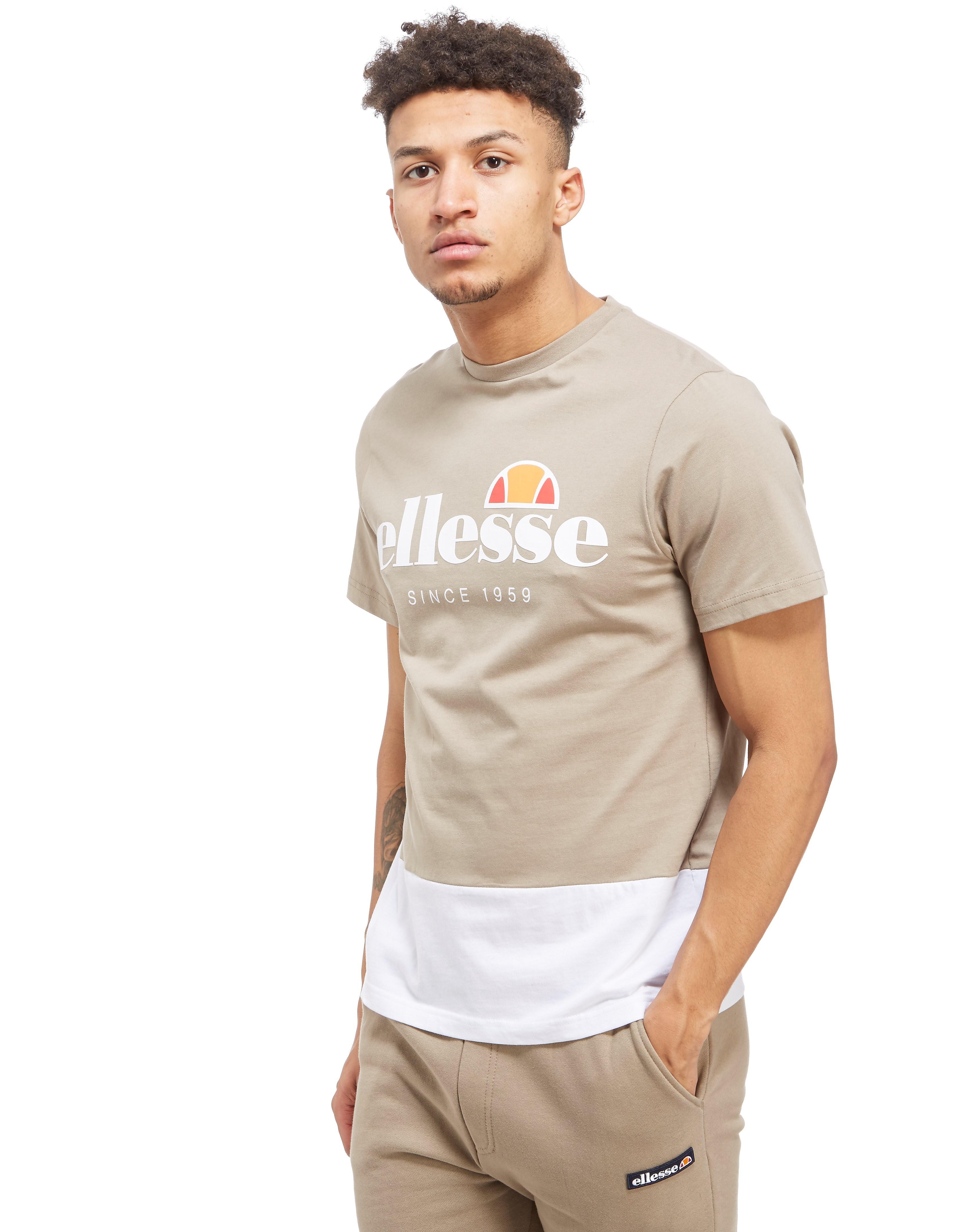 Ellesse Meriano Colour BlocK T-Shirt