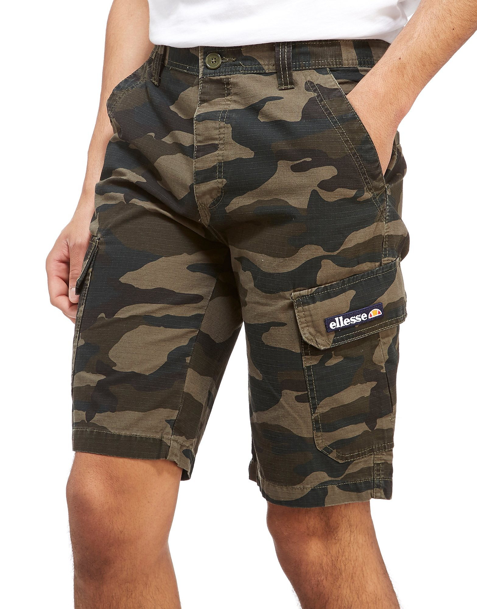 Ellesse Veronia Cargo Shorts