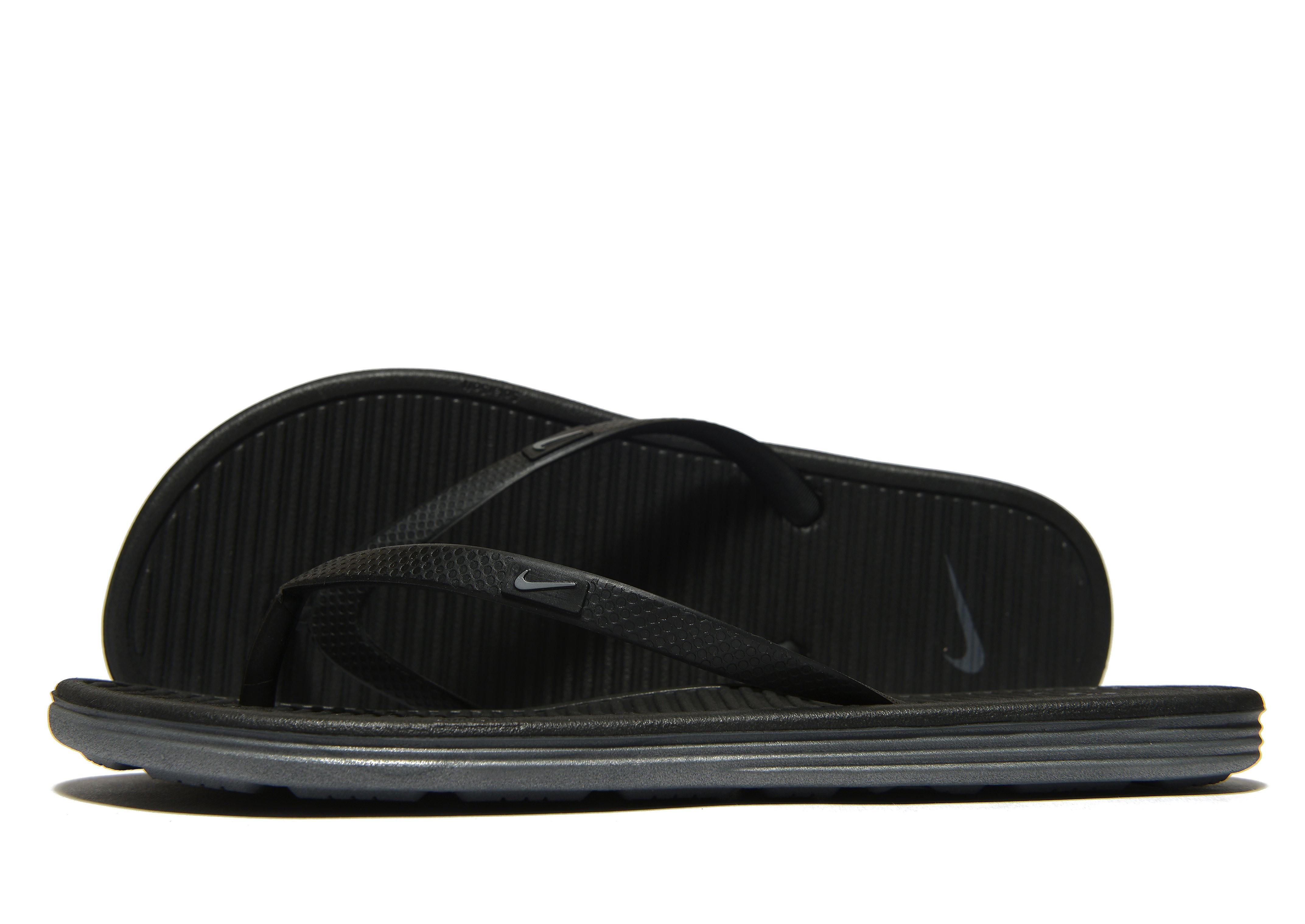 Nike Solarsoft Flip Flops