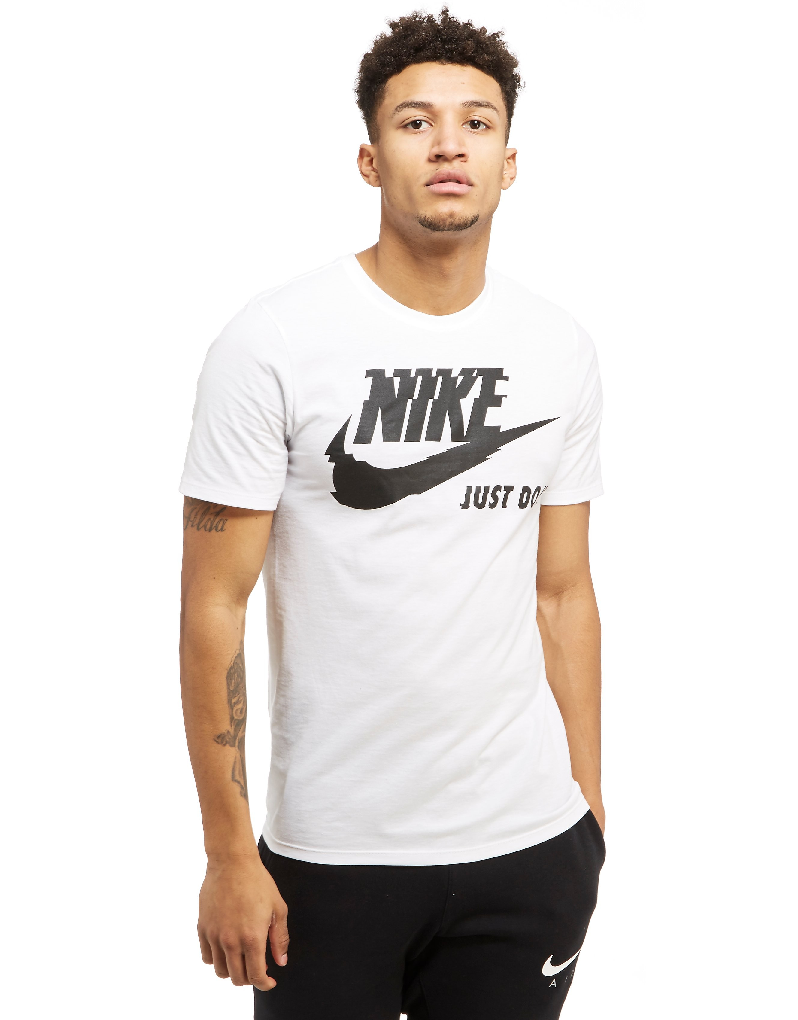 Nike T-shirt Futura Just Do It Homme