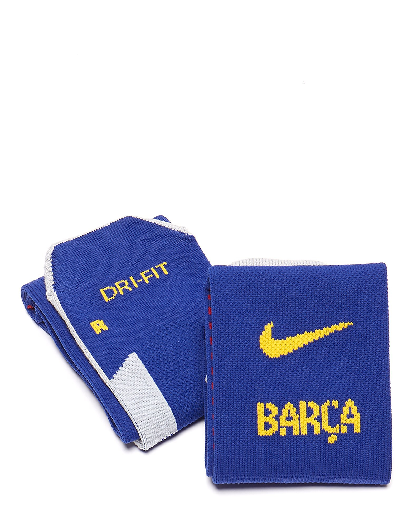 Nike Barcelona 2017/18 Home Socks