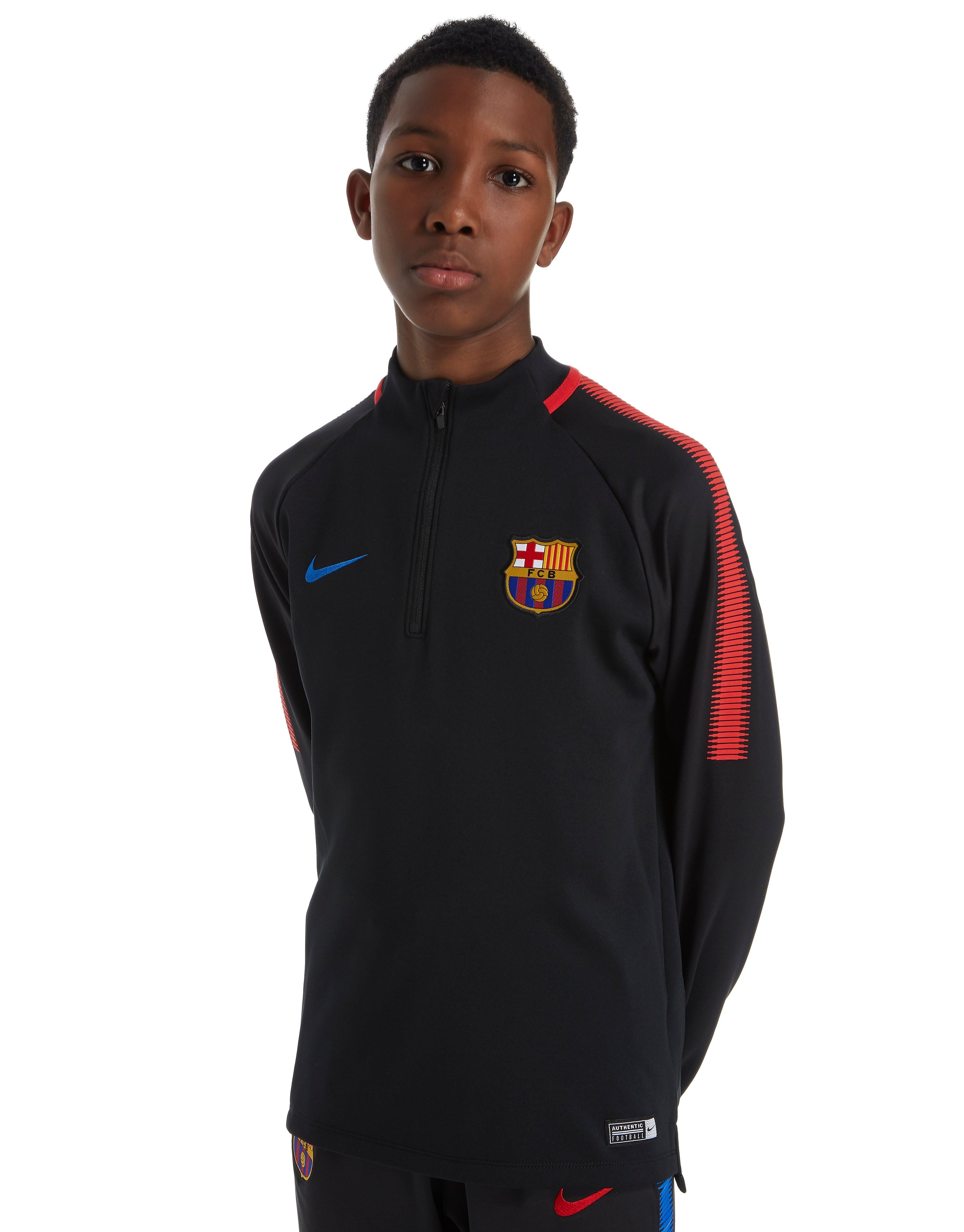Nike Barcelona Squad Drill Top Junior