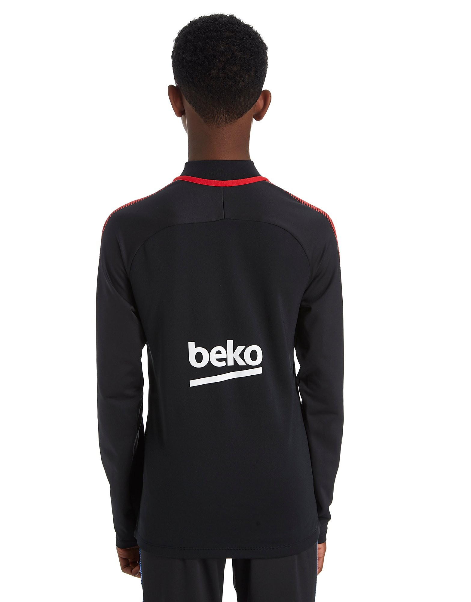Nike Barcelona Squad Drill Top Junior