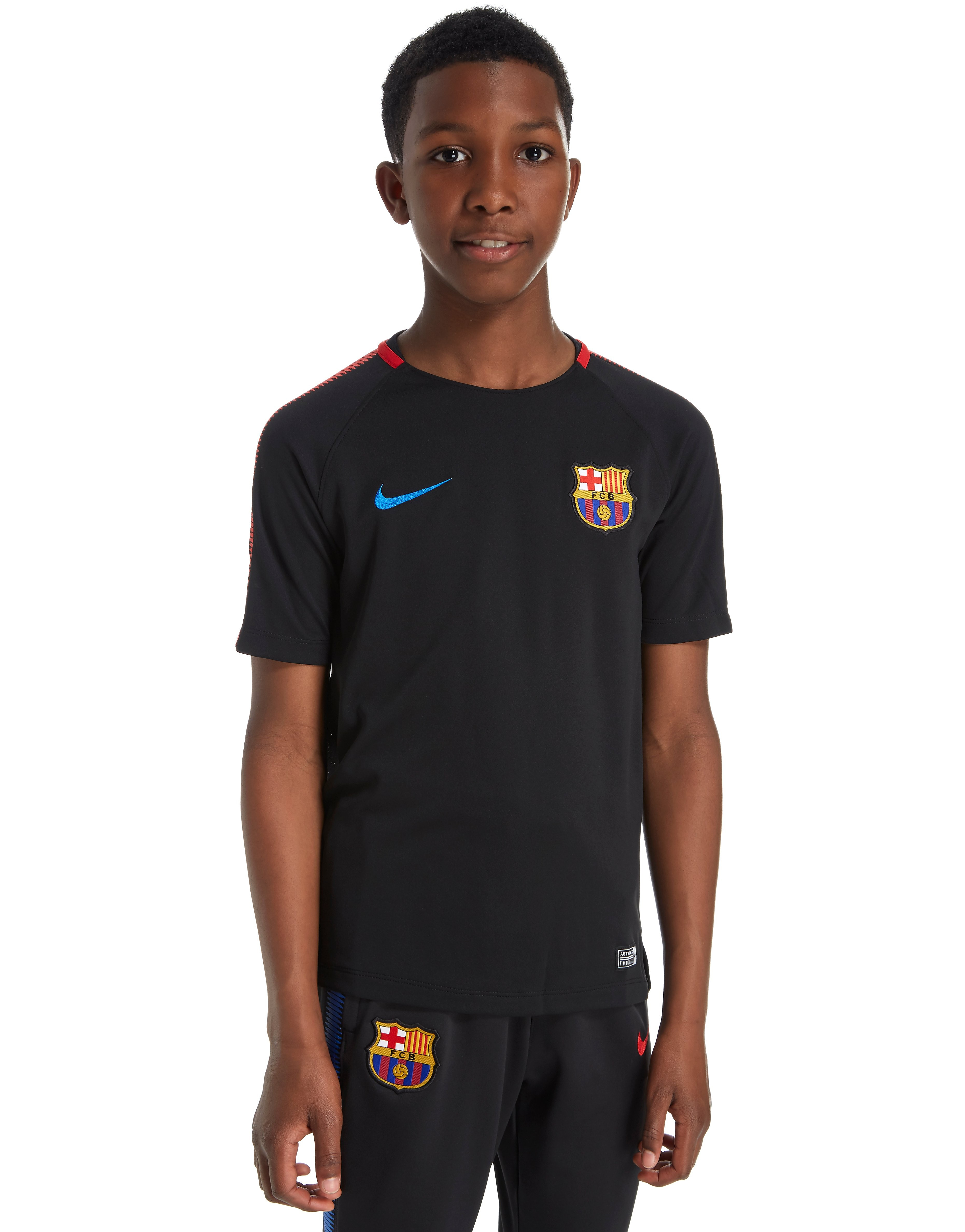 Nike Barcelona Squad Training Top Junior