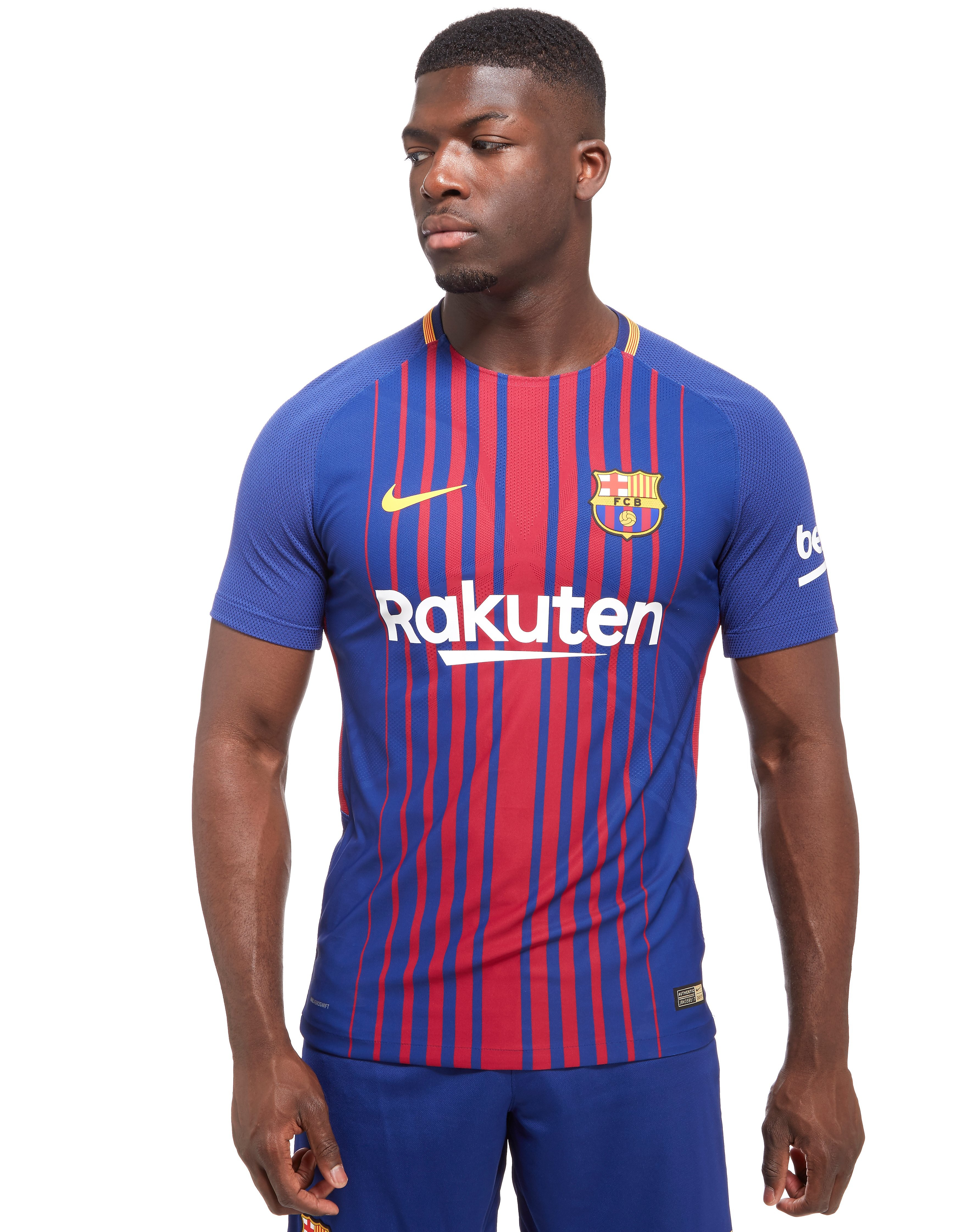 Nike Barcelona 2017/18 Home Vapor Match Shirt