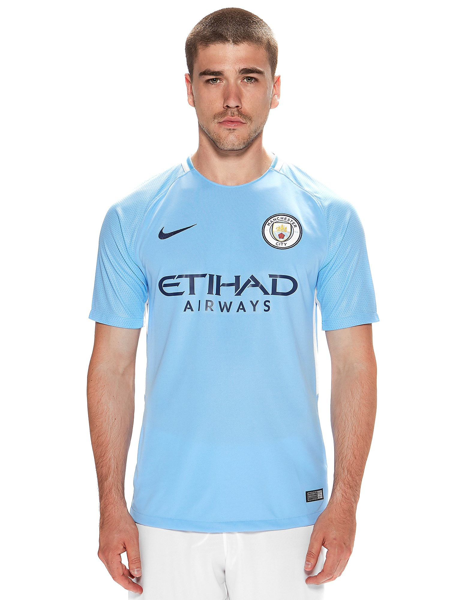 Nike Manchester City FC 2017/18 Home Shirt