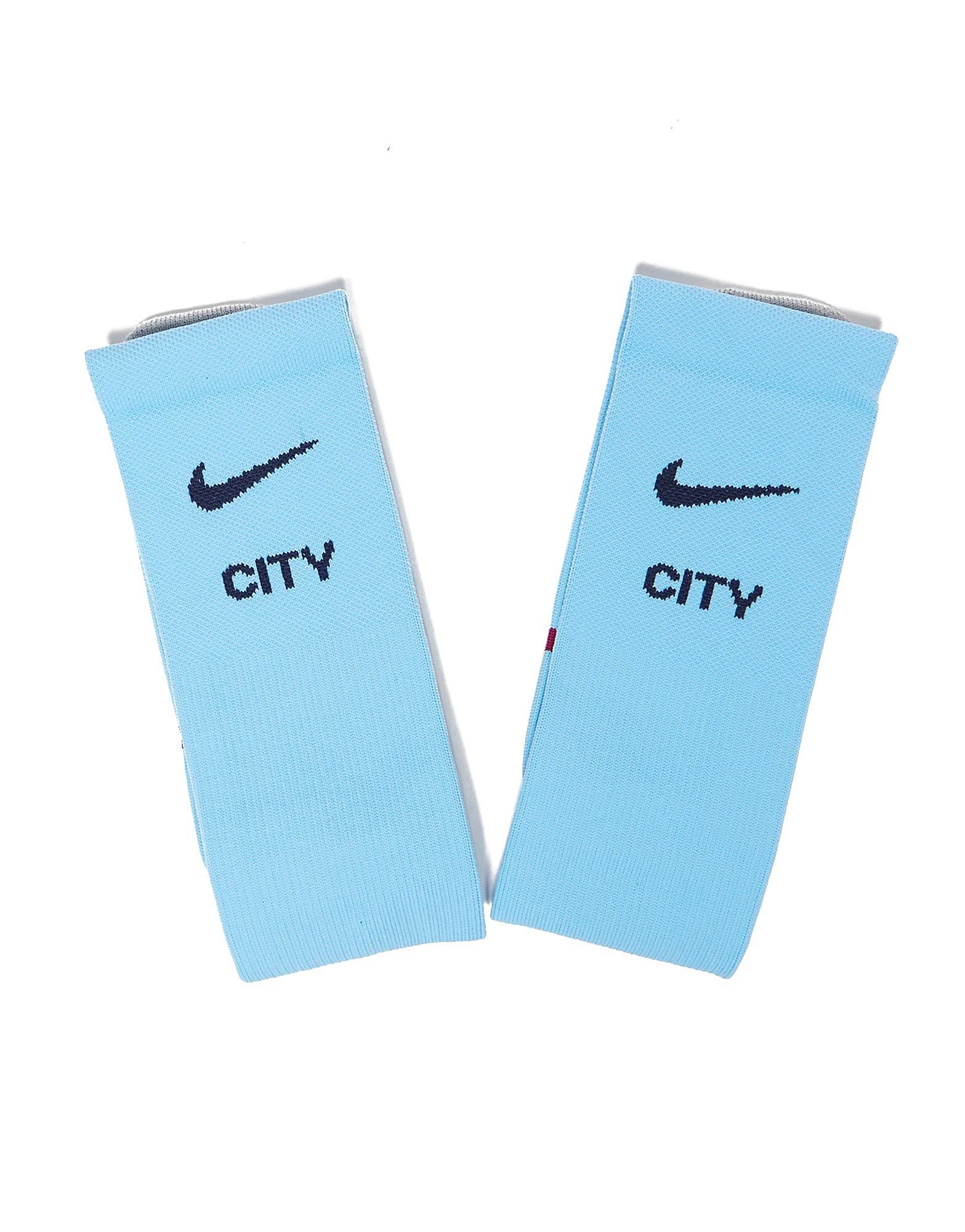Nike Manchester City 2017/18 Home Socks PRE ORDER