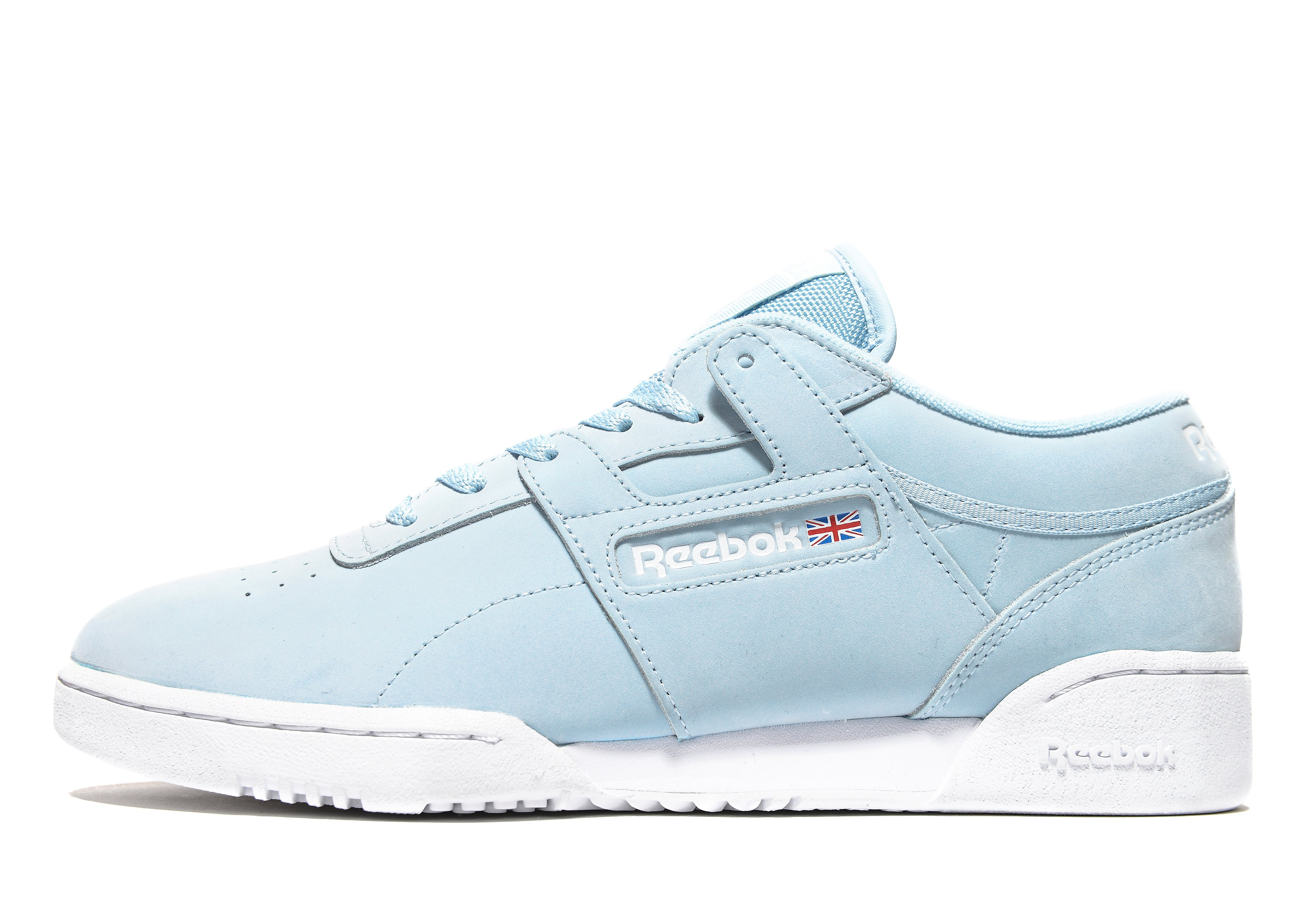Reebok Workout Classic Leather Homme