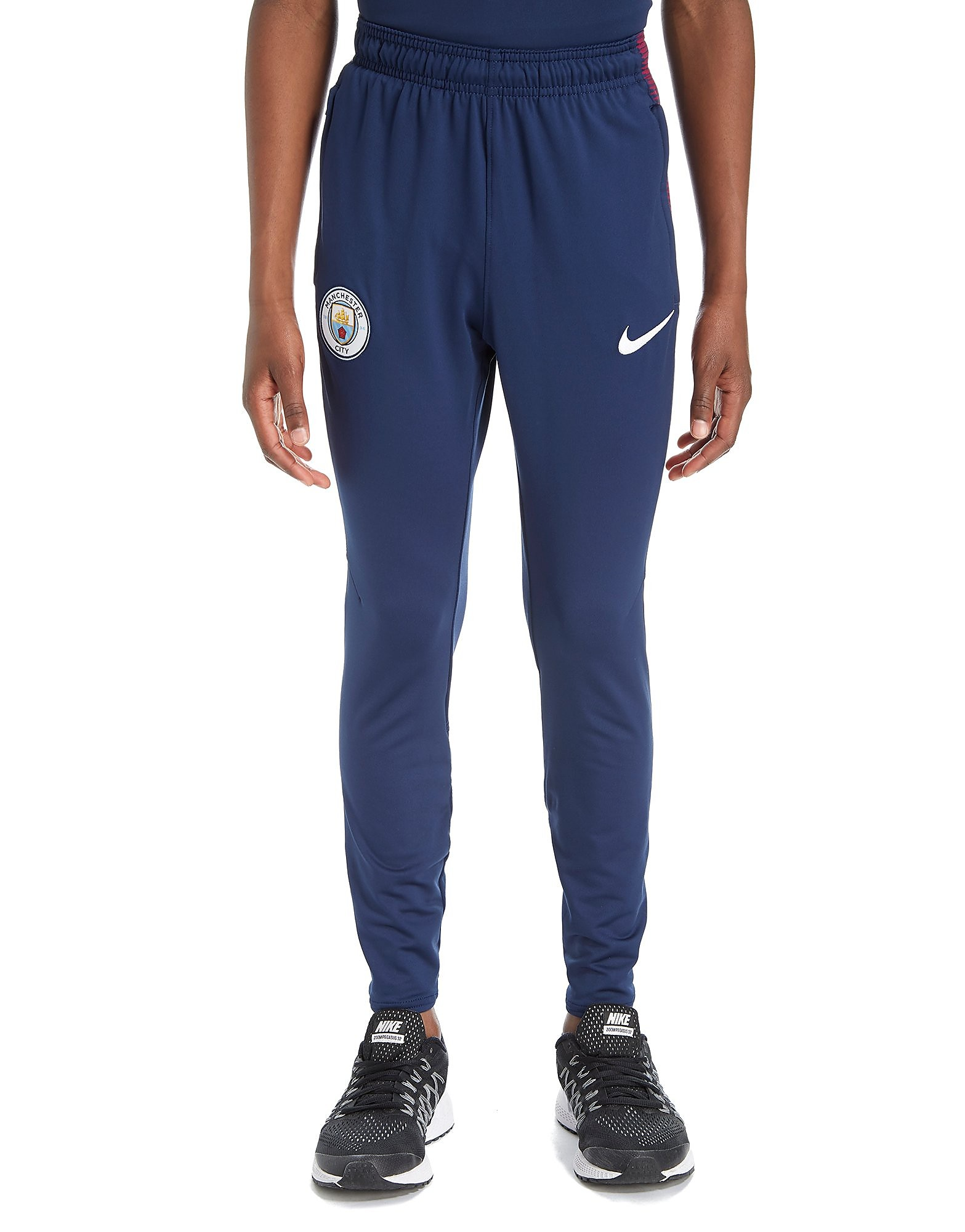 Nike pantalón de chándal Manchester City FC 2017/18 Squad júnior