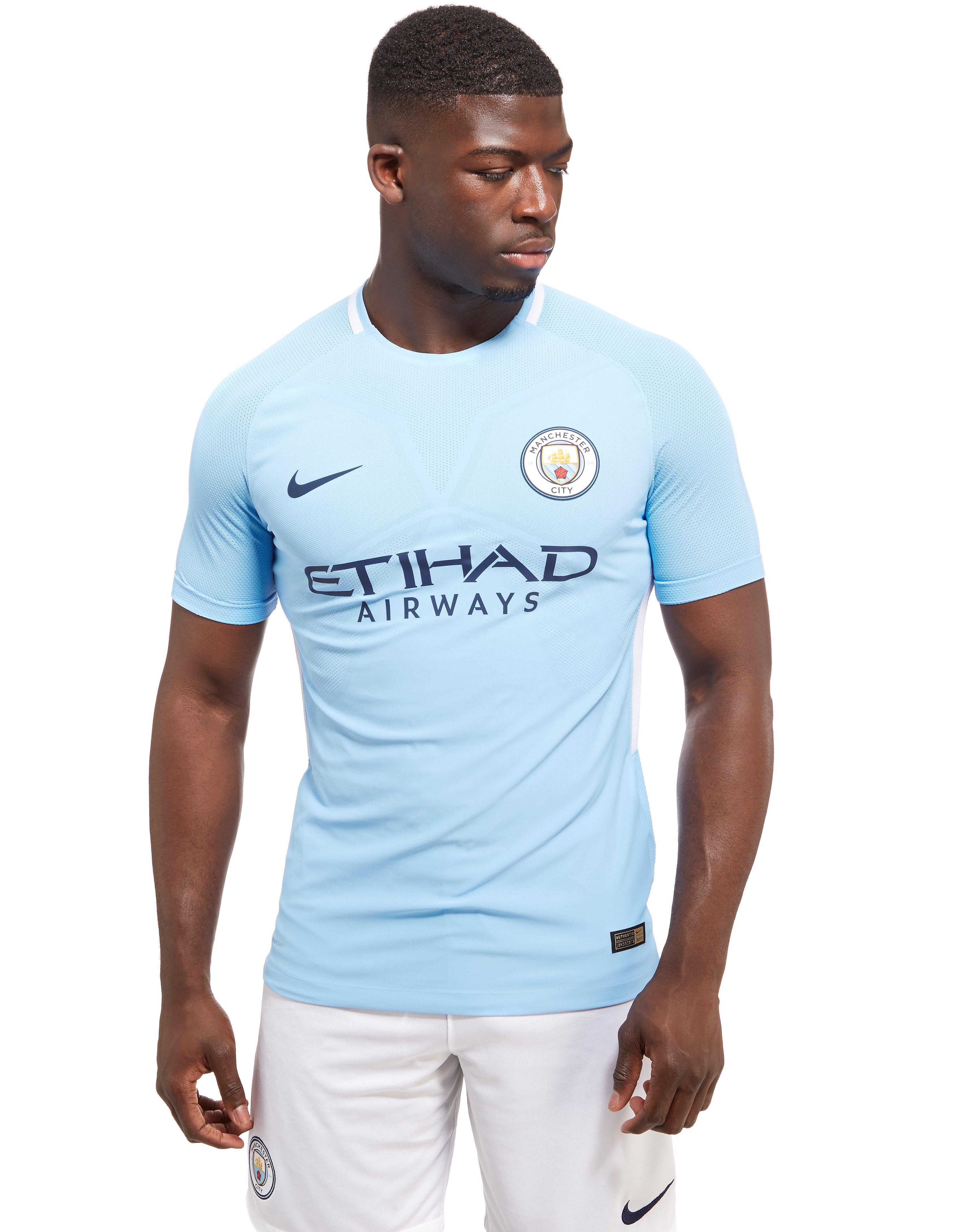 Nike Manchester City 2017/18 Home Match Shirt