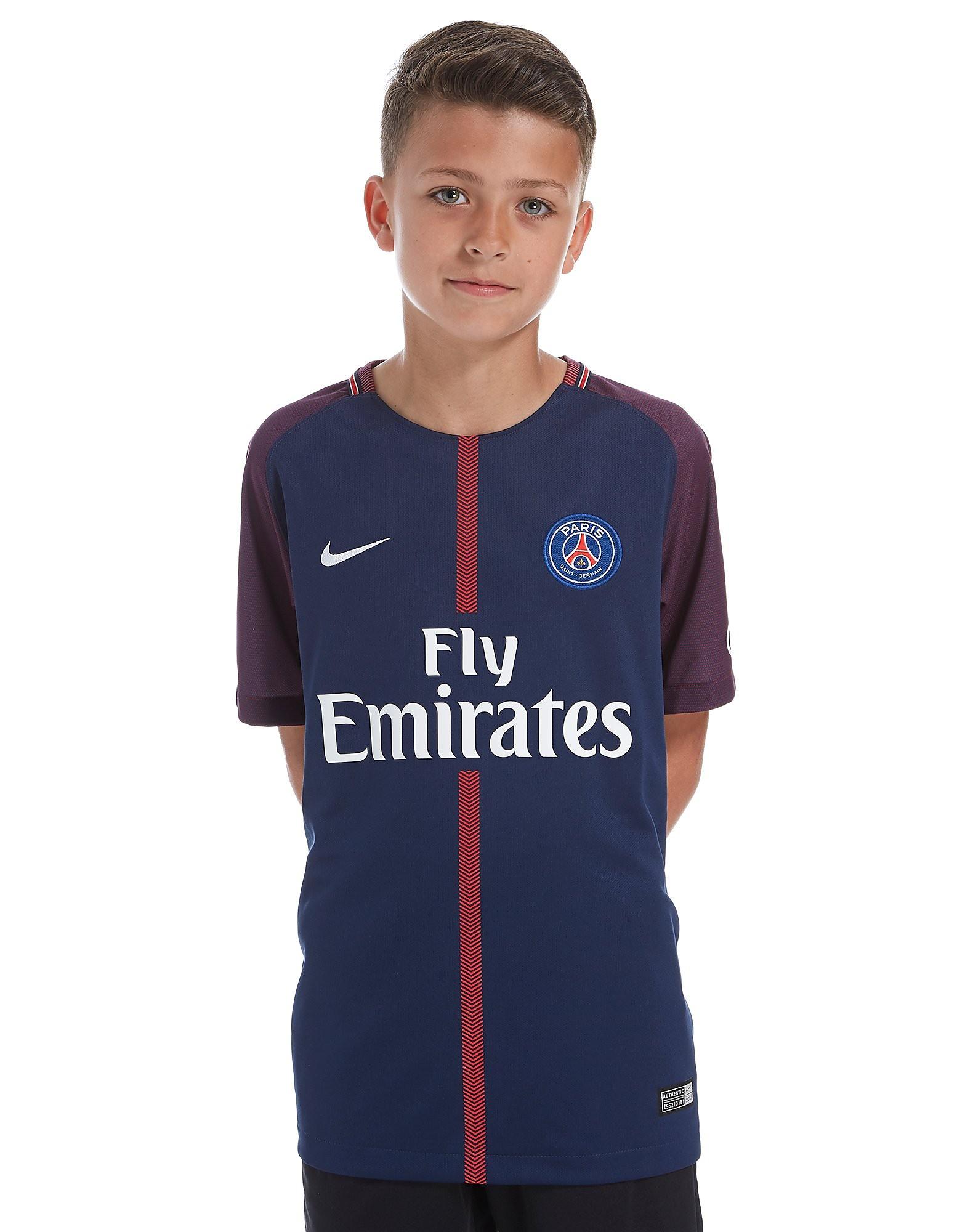 Nike Paris Saint Germain 2017/18 Home Shirt Junior