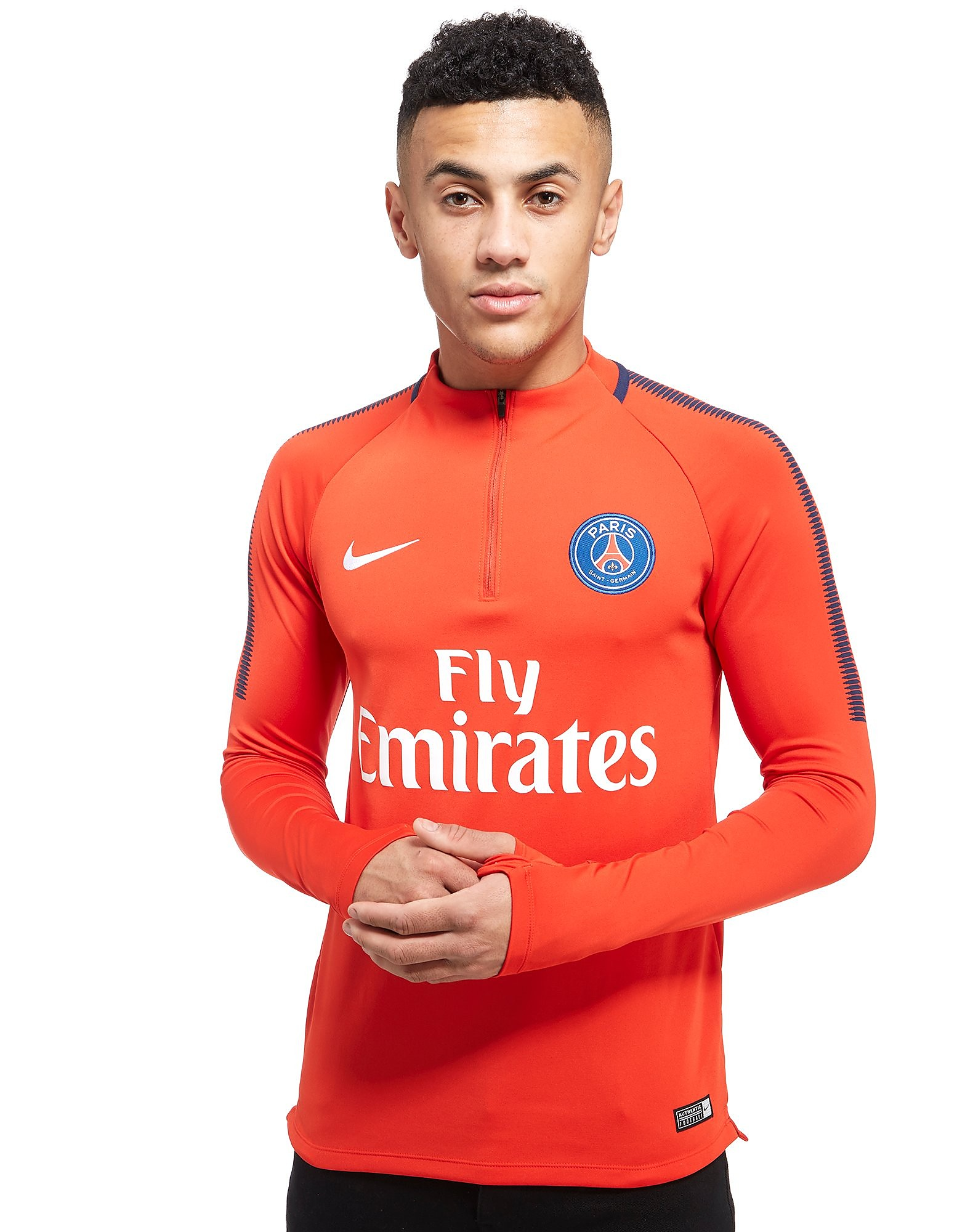 Nike Haut Paris Saint Germain 2017/18 Squad Drill