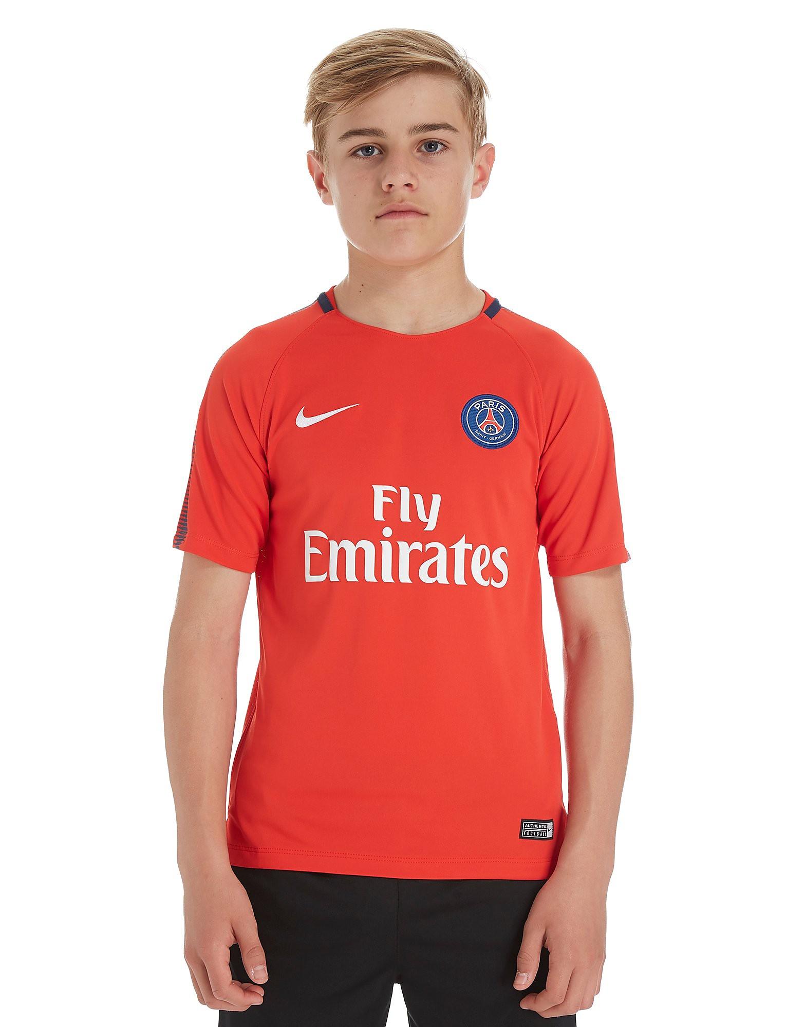 Nike Paris Saint Germain 2017/18 Training Shirt Junior